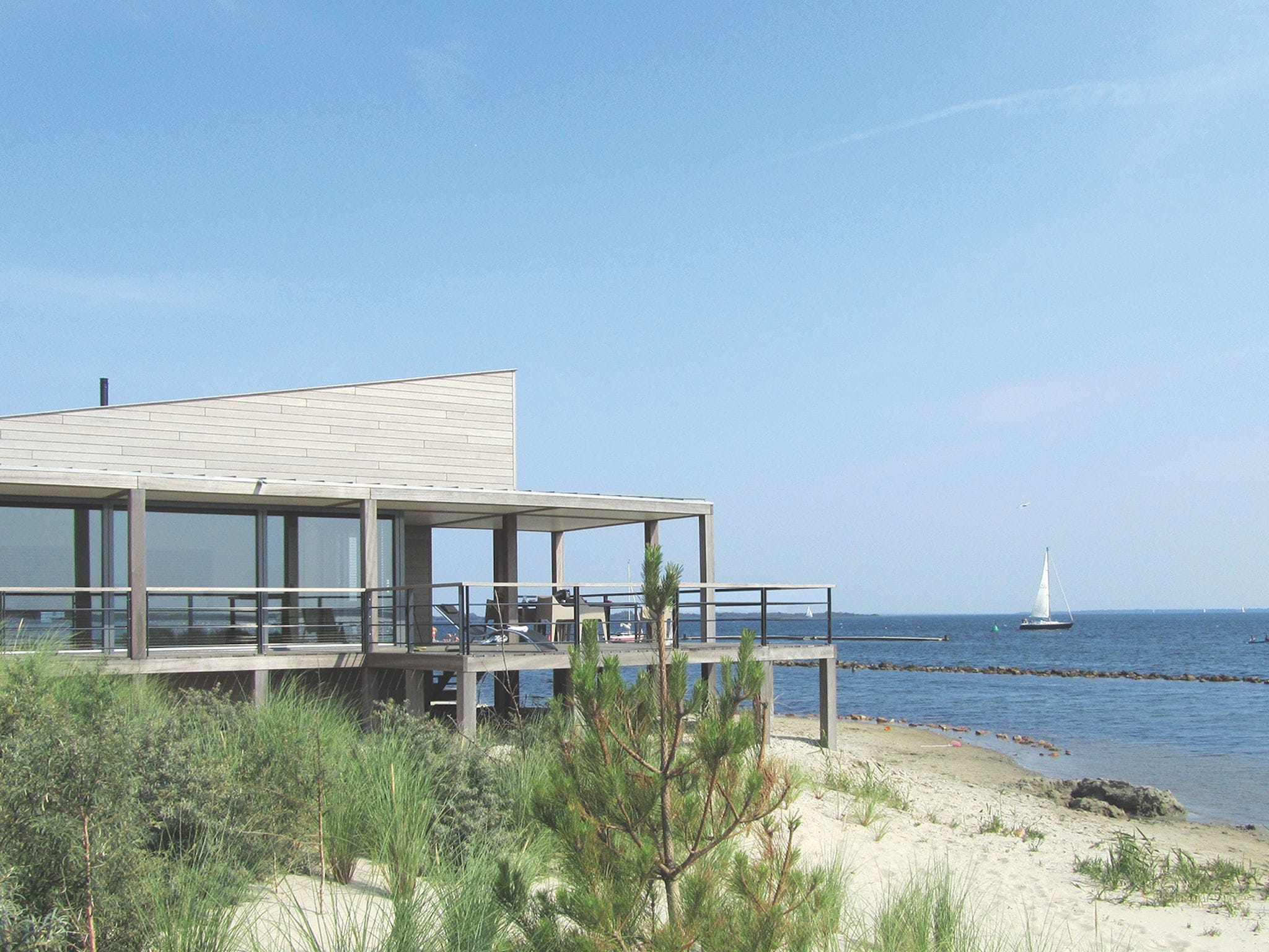Holland | North Sea Coast South | Holiday home Punt-West Hotel & Beachresort - Vistamare Villa Co | all year | ParkFacilities