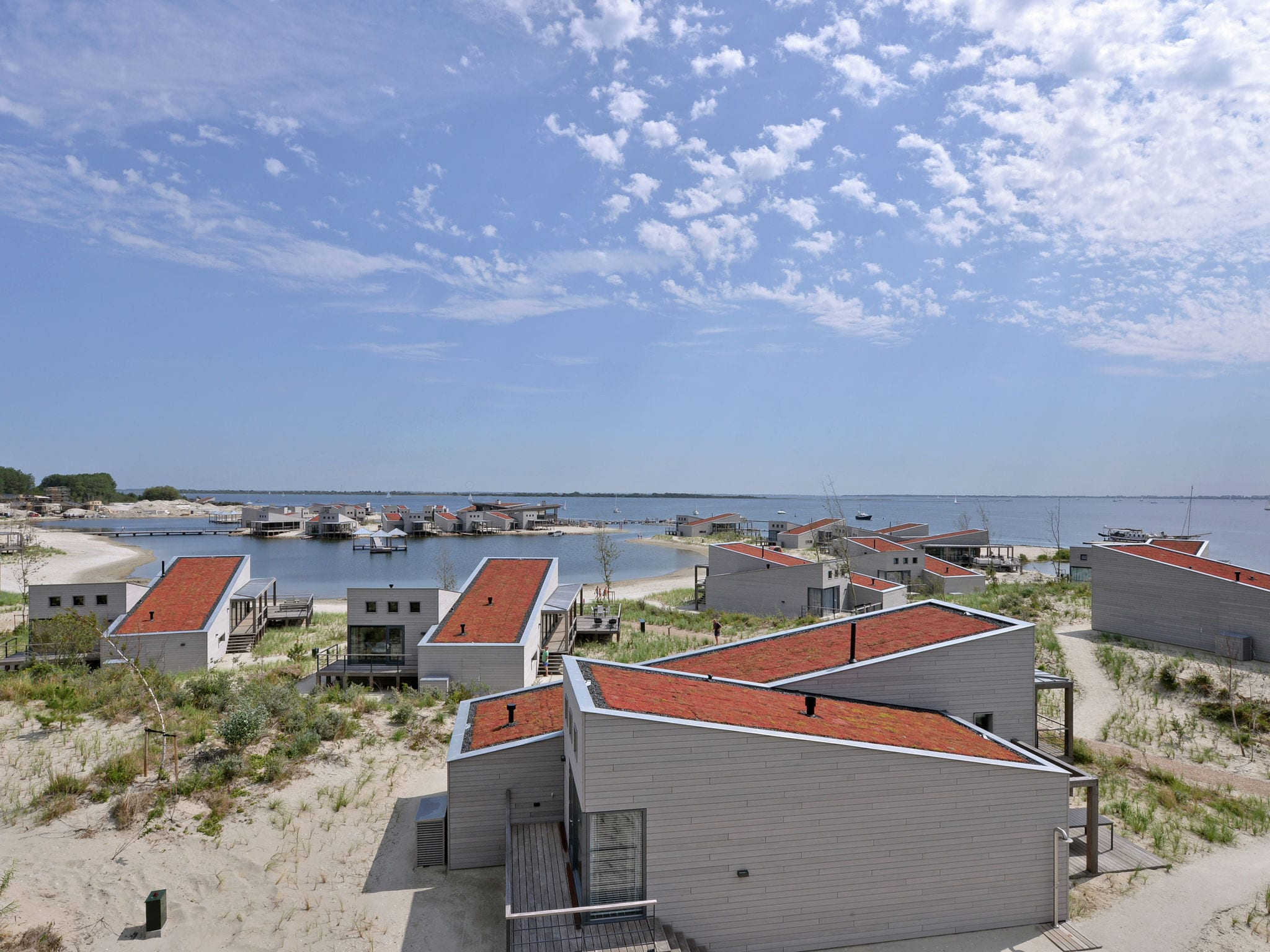 Holland | North Sea Coast South | Holiday home Punt-West Hotel & Beachresort - Vistamare Torenvil | all year | ViewSummer