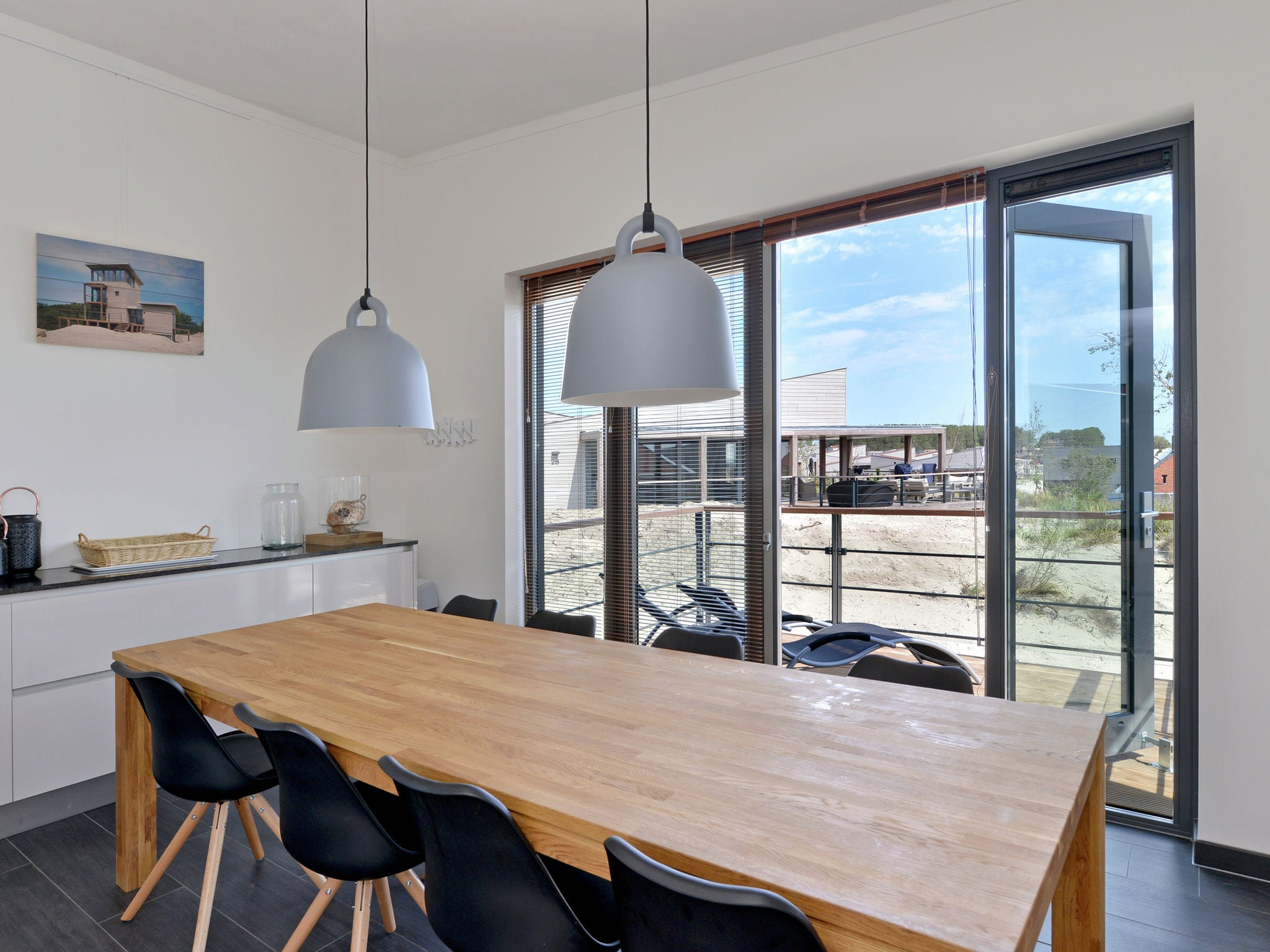 Holland | North Sea Coast South | Holiday home Punt-West Hotel & Beachresort - Vistamare Torenvil | all year | DiningRoom