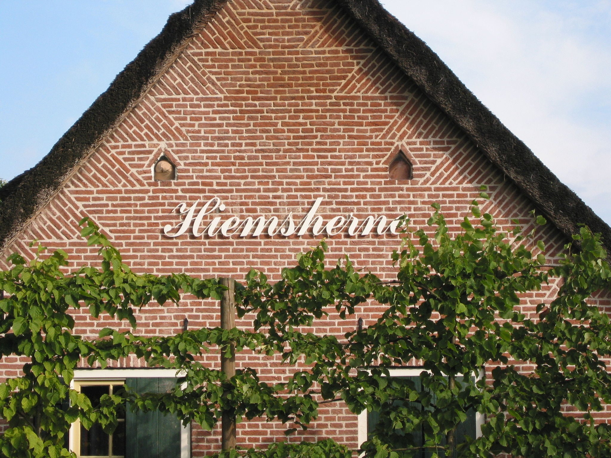 Holland | Overijssel | Holiday home Buitengoed Fredeshiem - Hiemsherne Geheel | all year | Ambiance