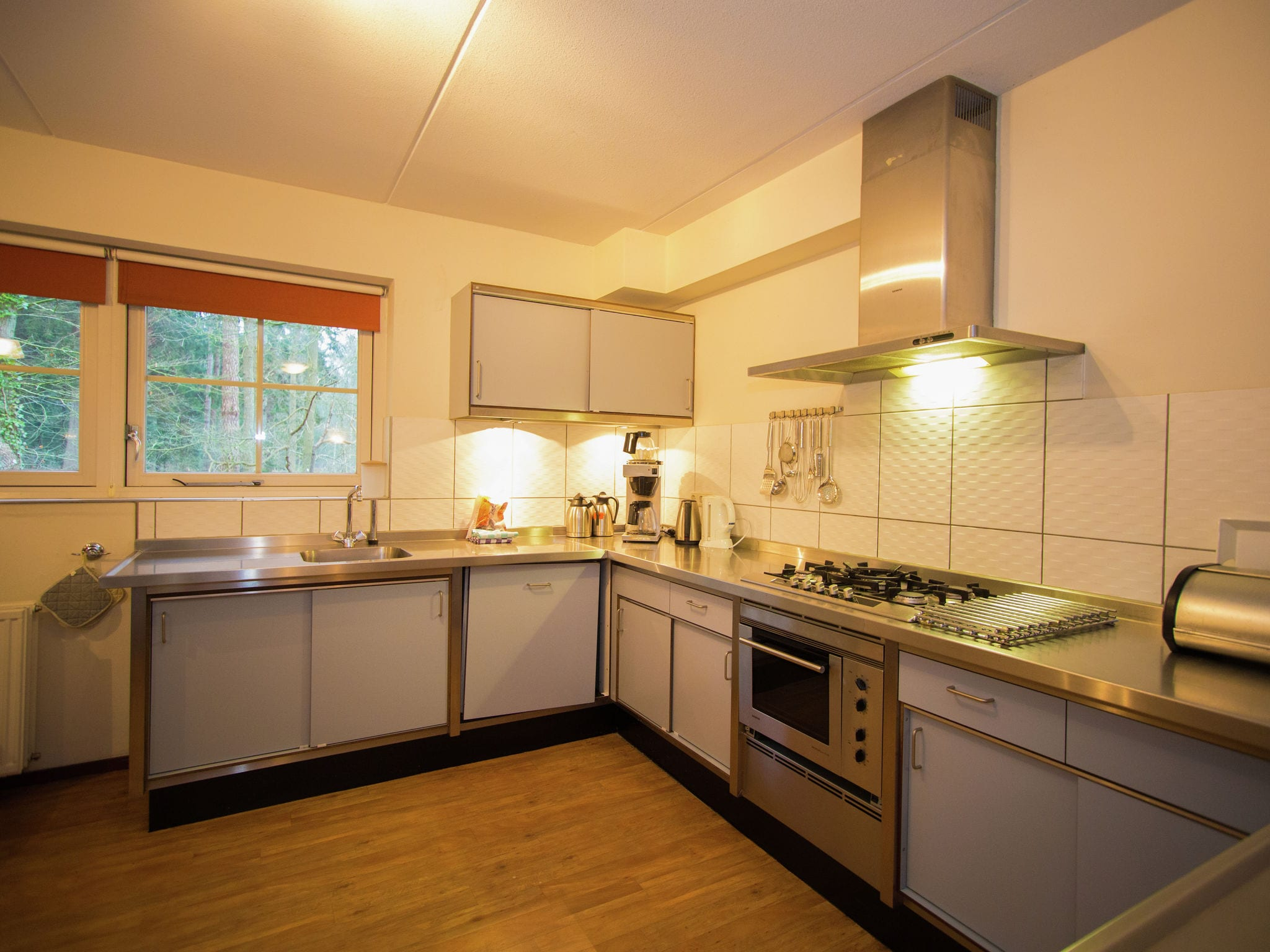 Holland | Overijssel | Holiday home Buitengoed Fredeshiem - Stins Geheel 20p | all year | Kitchen