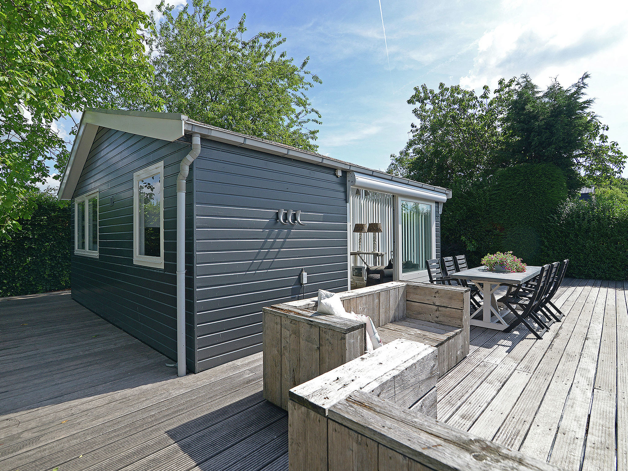 Holland | North Sea Coast South | Holiday home Waterpracht | all year | ExteriorSummer