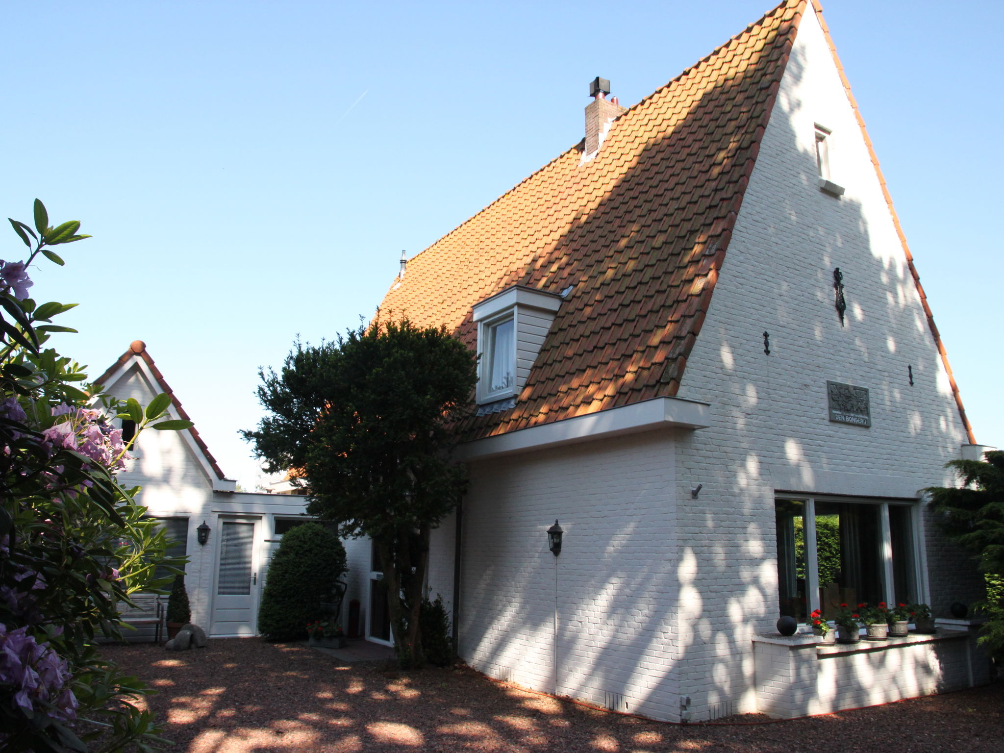 Holland | North Sea Coast North | Holiday home Den Bongerd | Holidays | ExteriorSummer