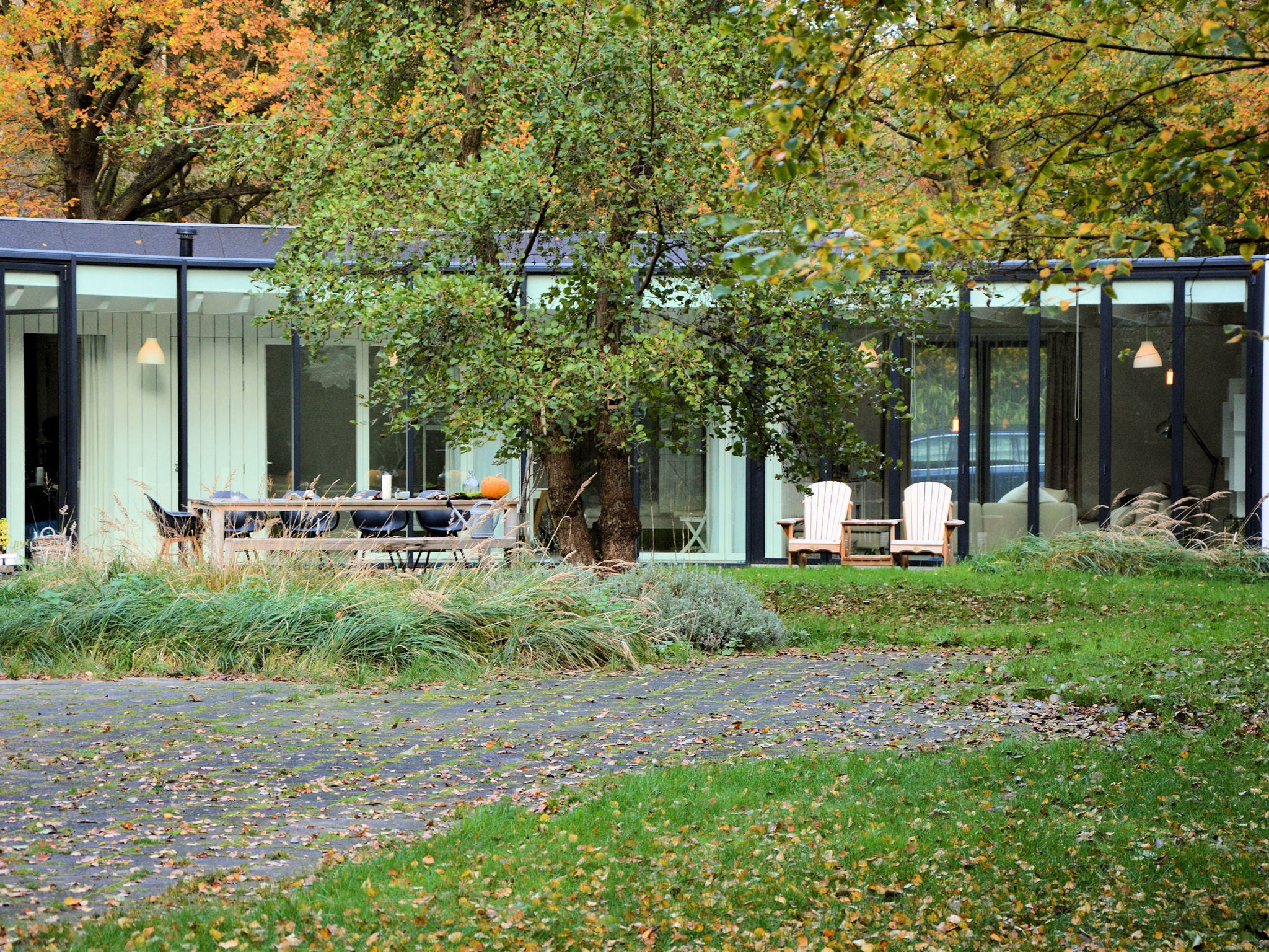 Holland | Zeeland | Holiday home Villa Curve | all year | GardenSummer