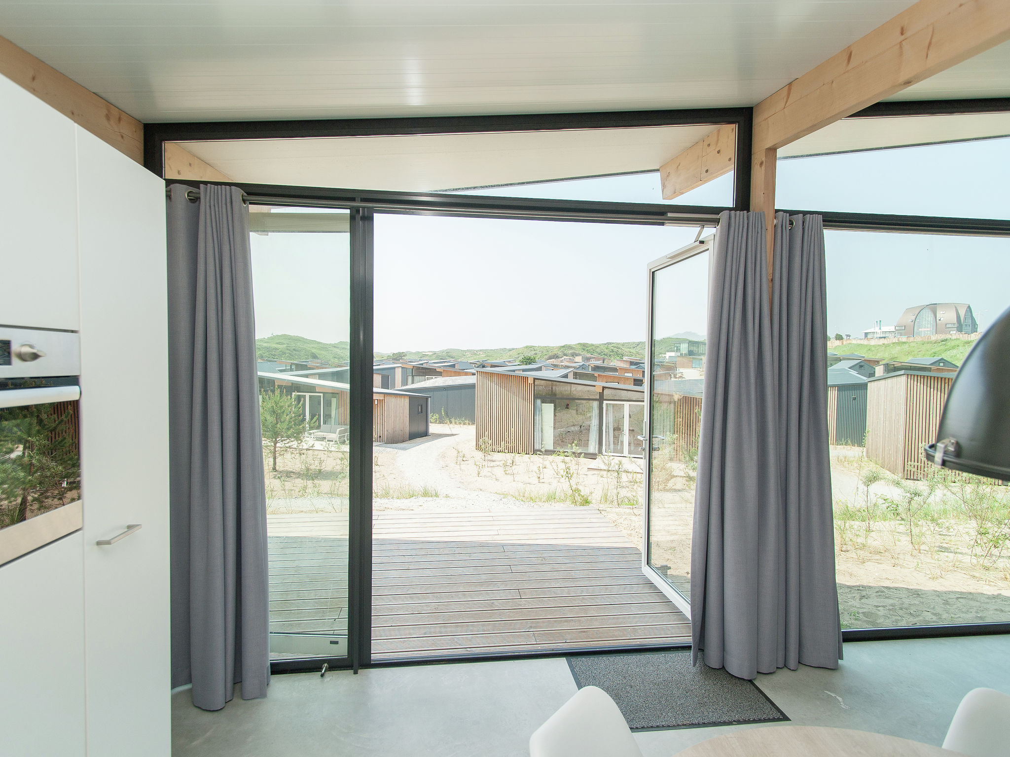 Holland | North Sea Coast North | Holiday home Sea Lodge Deluxe met de hond | all year | ViewSummer