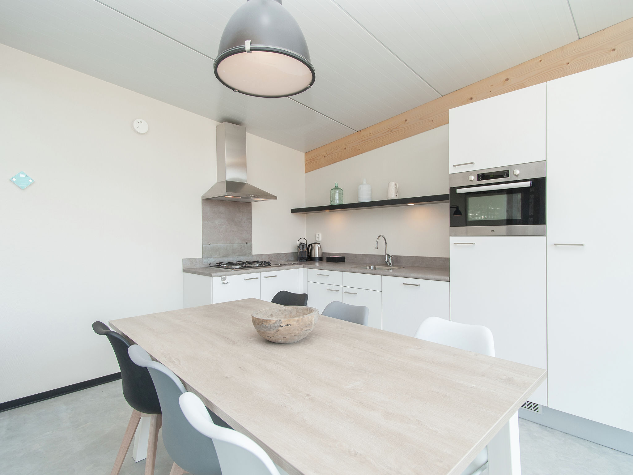 Holland | North Sea Coast North | Holiday home Sea Lodge Family met de hond | all year | DiningRoom