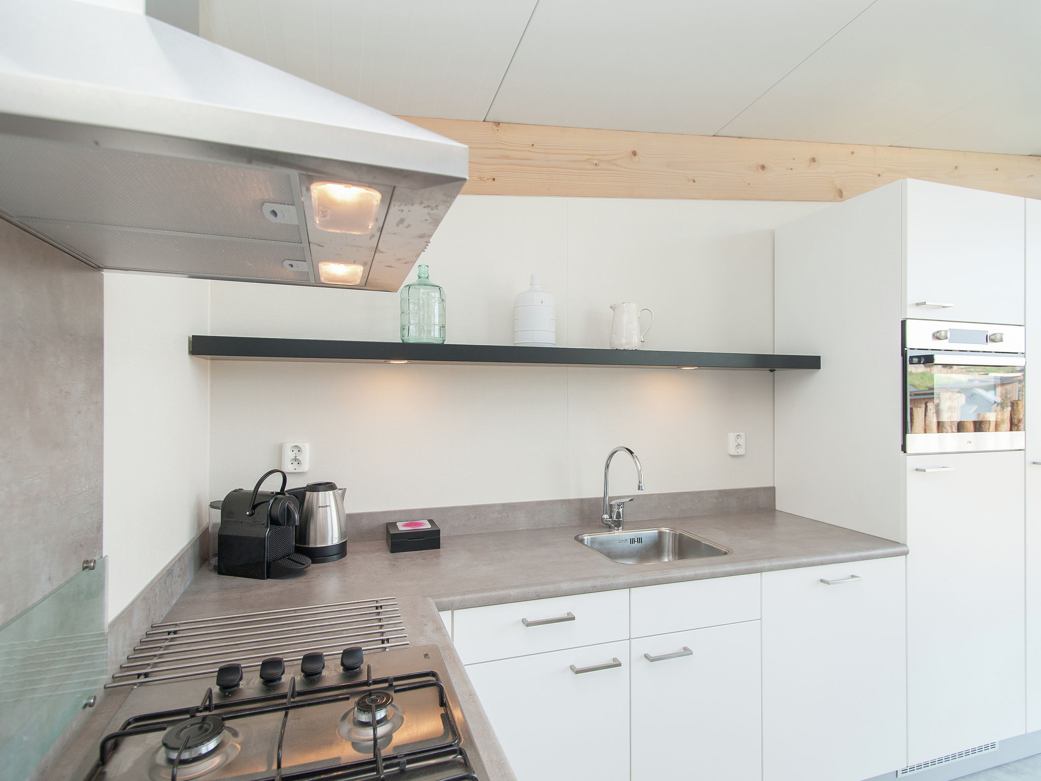 Holland | North Sea Coast North | Holiday home Sea Lodge Family met de hond | all year | Kitchen