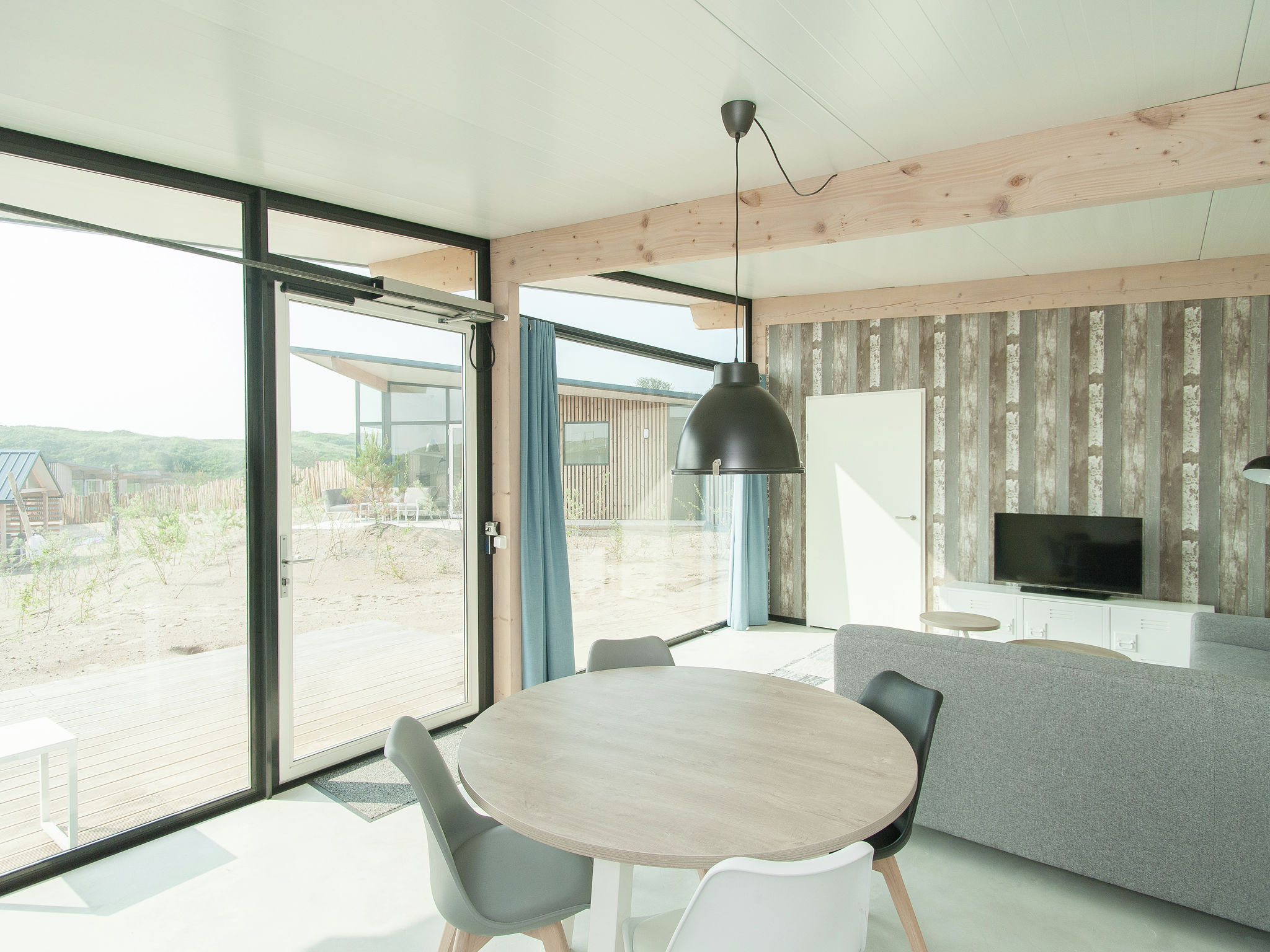 Holland | North Sea Coast North | Holiday home Sea Lodge Bloemendaal Special | all year | DiningRoom