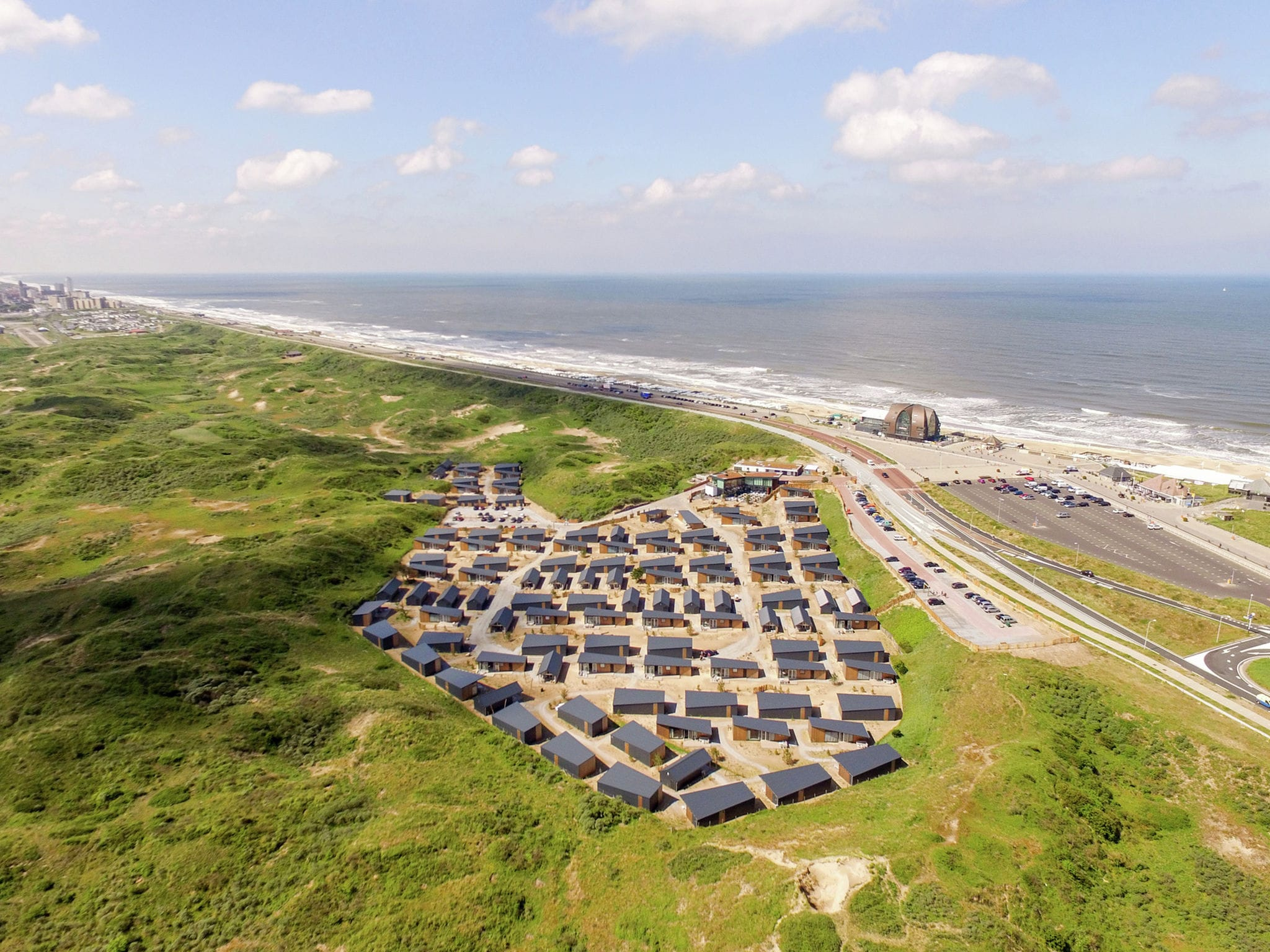 Holland | North Sea Coast North | Holiday home Sea Lodge Bloemendaal Special | all year | AreaSummer1KM