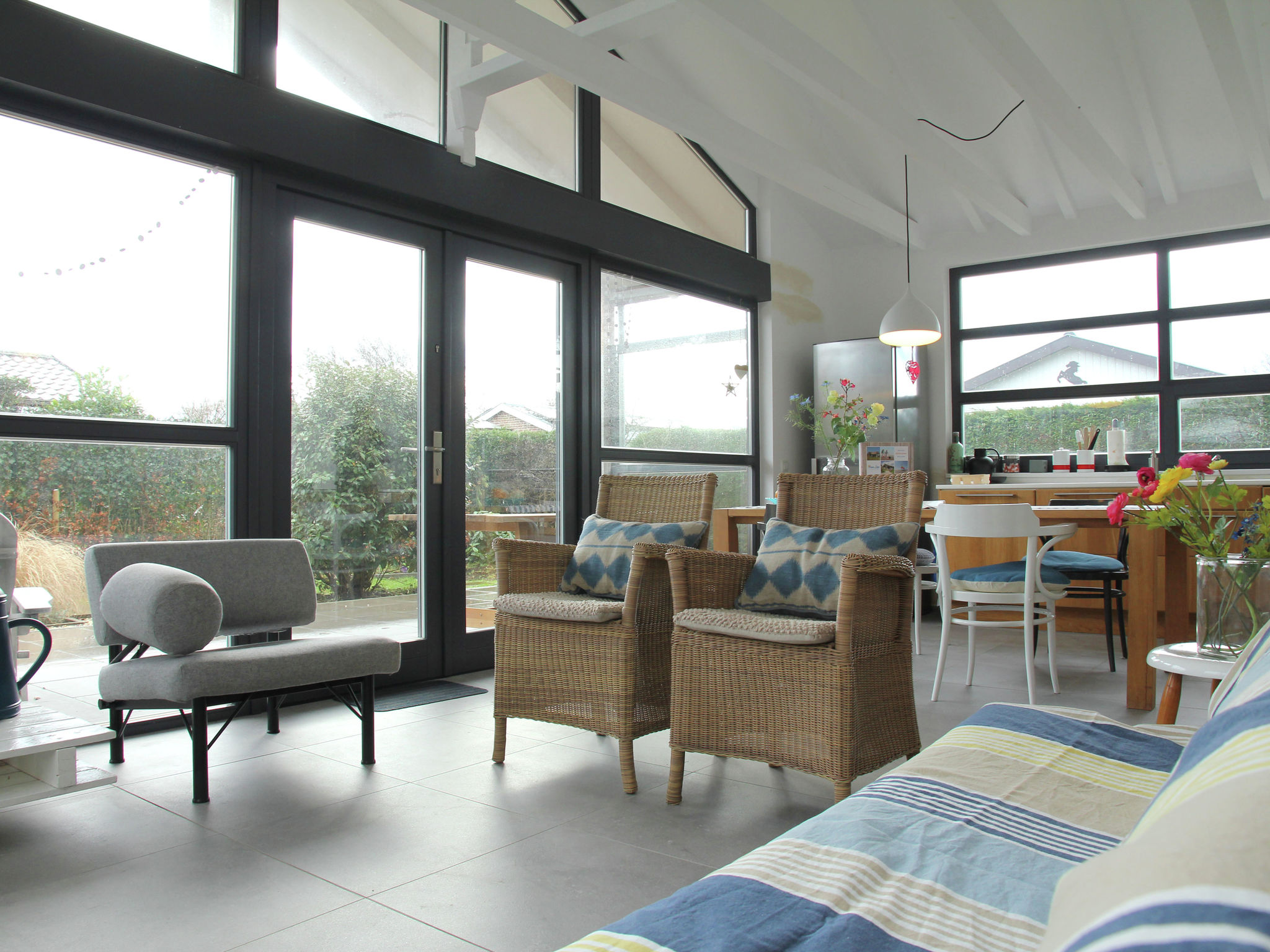 Holland | North Sea Coast South | Holiday home Sommerhus | all year | LivingRoom