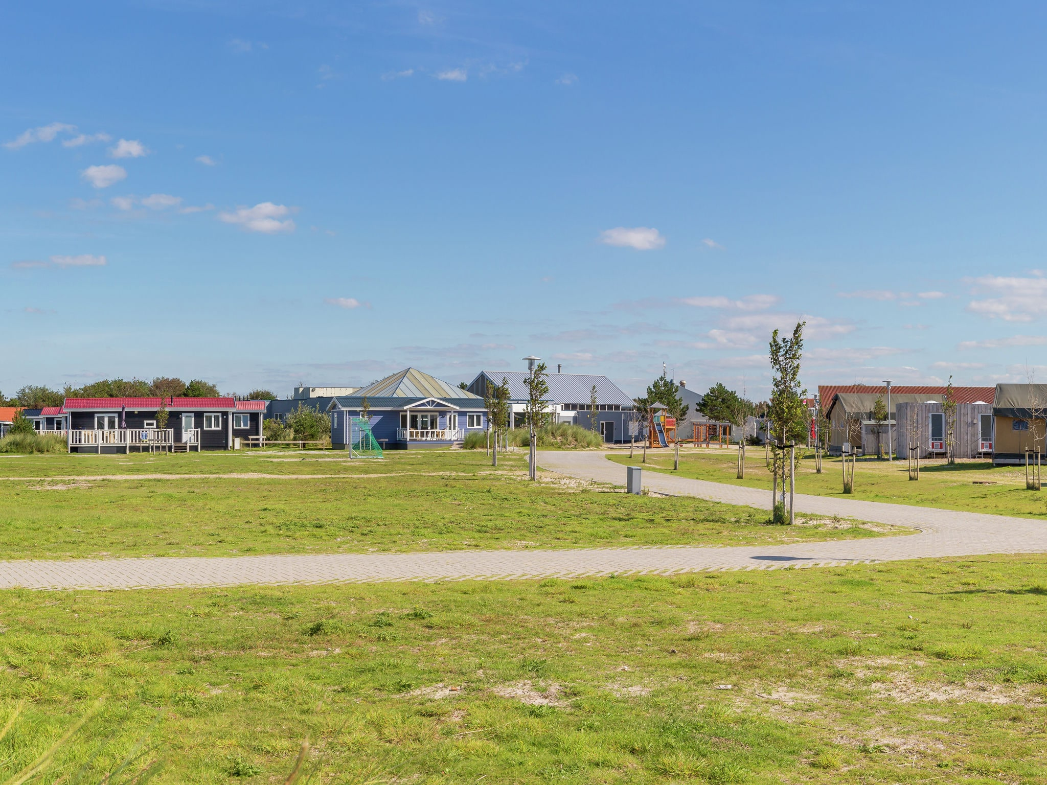 Holland | Wad Islands | Holiday home Boomhiemke - Weidevilla 6A | all year | AreaSummer1KM