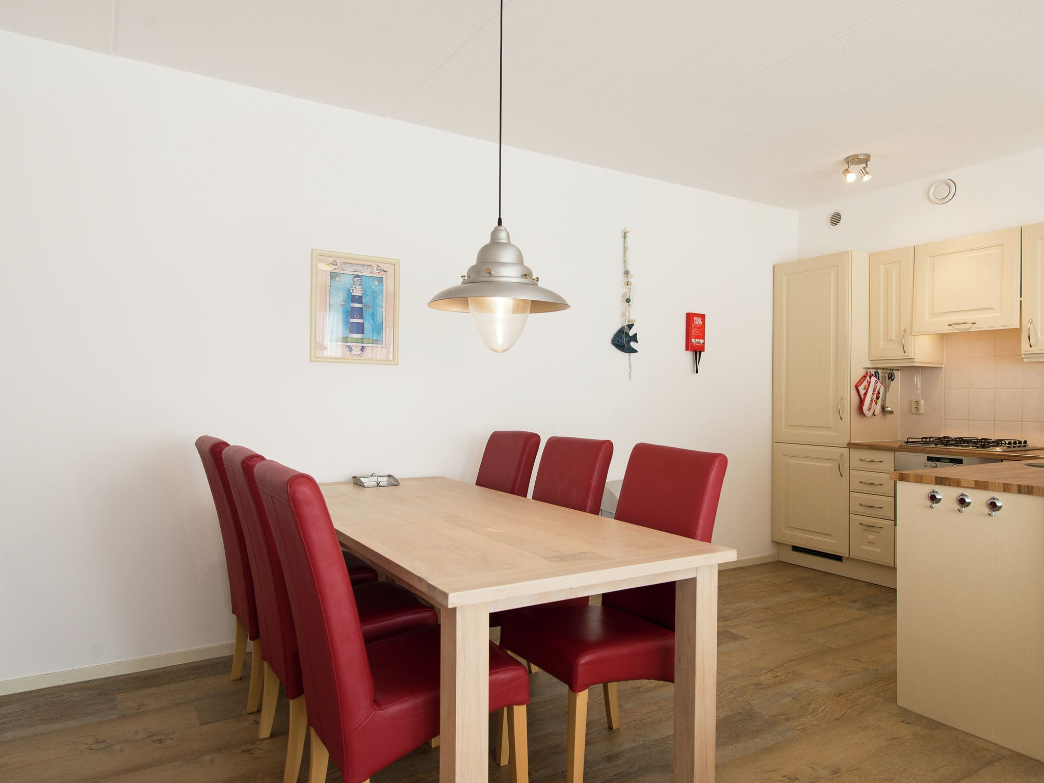 Holland | Wad Islands | Holiday home Boomhiemke - Weidevilla 6A | all year | Kitchen