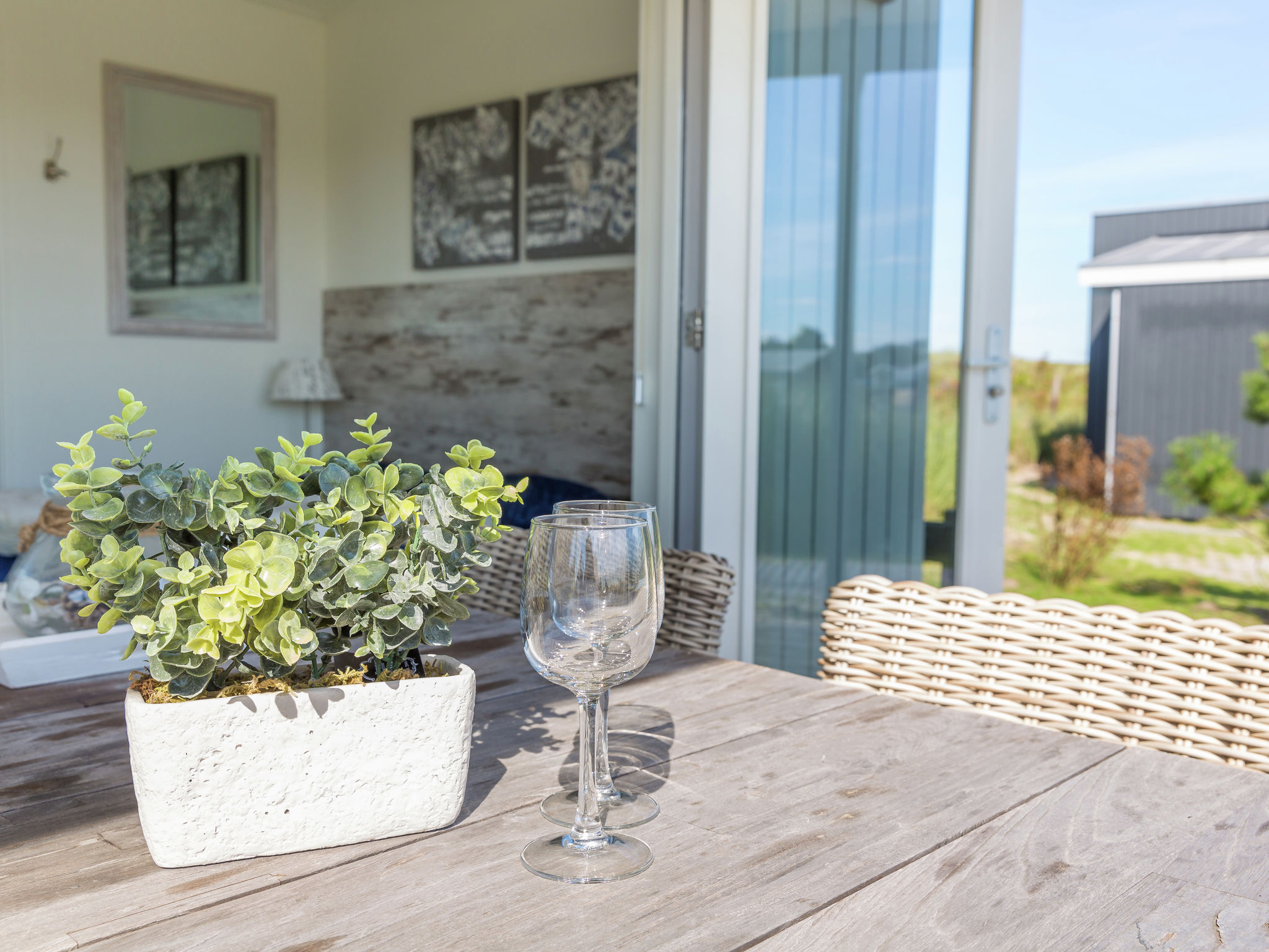 Holland | Wad Islands | Holiday home Boomhiemke - Duinlodge | all year | Ambiance