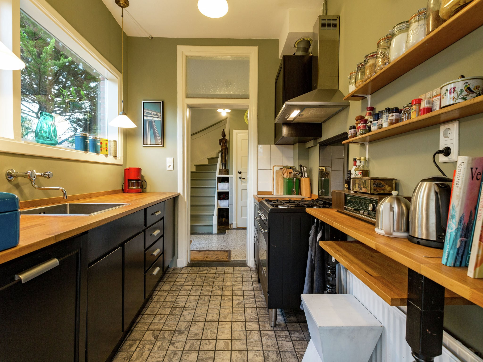 Holland | North Sea Coast South | Holiday home Achter de Duinen | Holidays | Kitchen