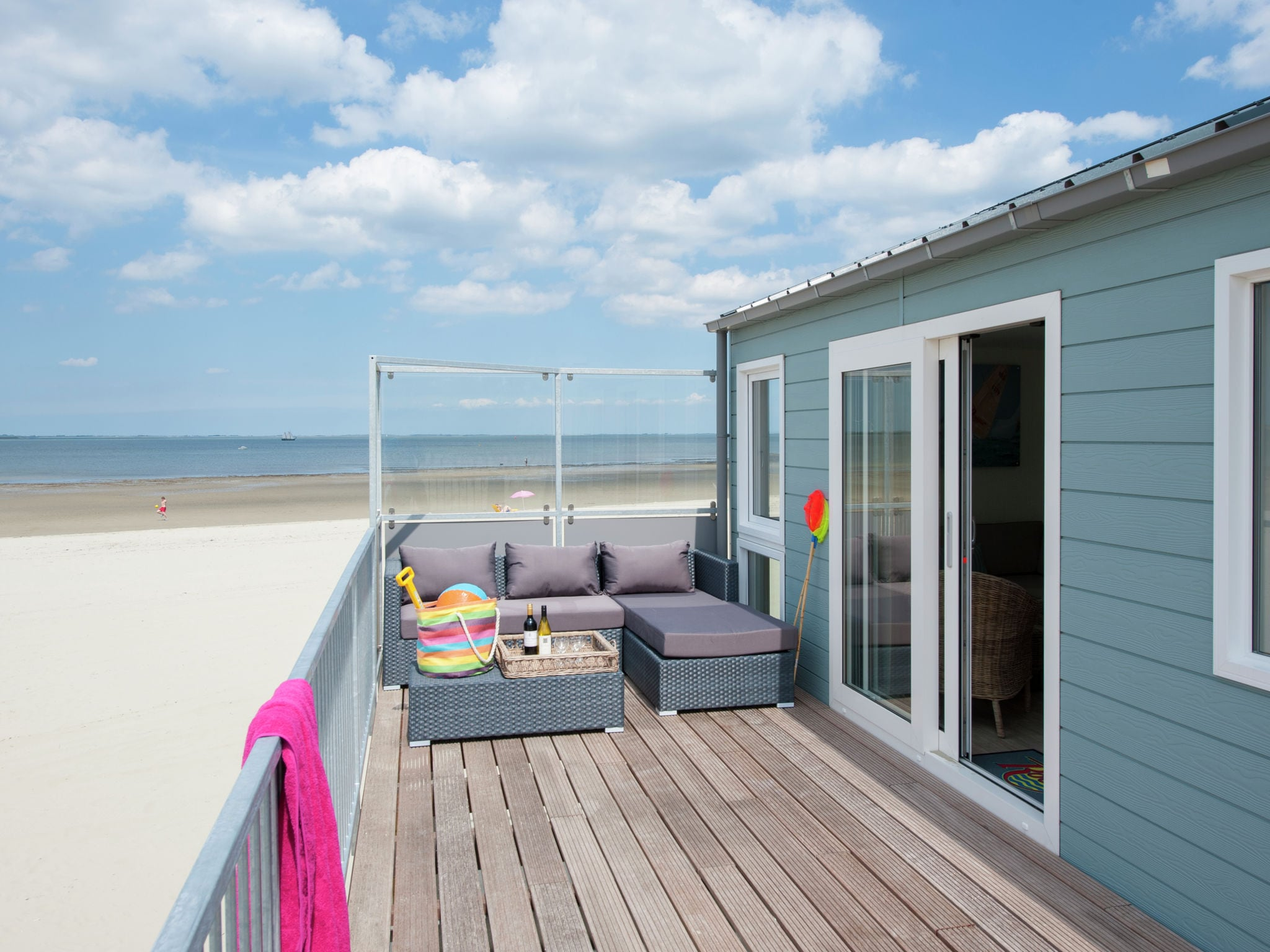 Holland | Zeeland | Holiday home Vakantiepark Beach Resort - Beach House 6-pers | all year | ViewSummer