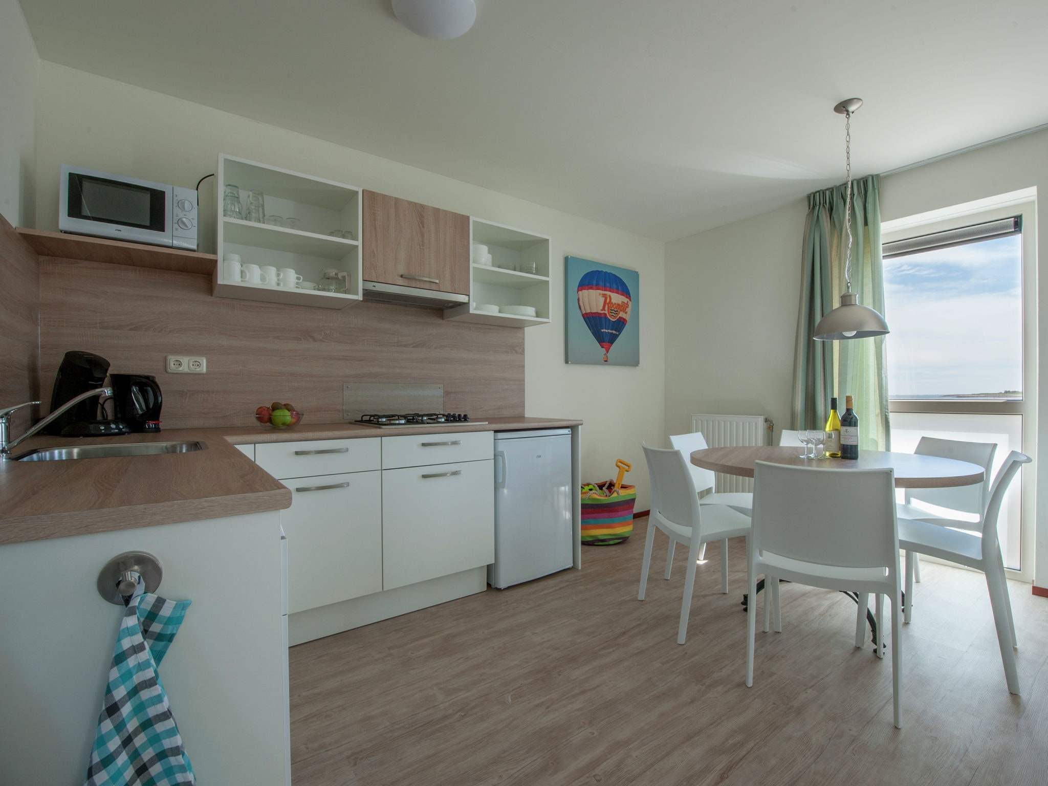 Holland | Zeeland | Holiday home Vakantiepark Beach Resort - Beach House 6-pers | all year | Kitchen