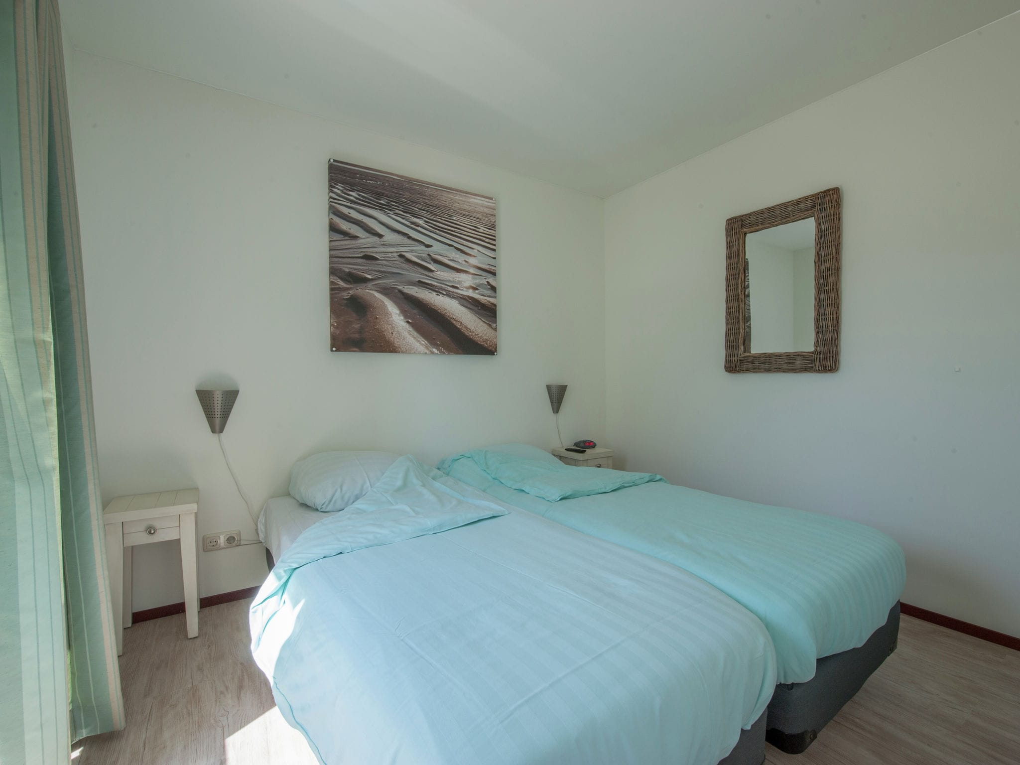 Holland | Zeeland | Holiday home Vakantiepark Beach Resort - Beach House 6-pers | all year | BedRoom