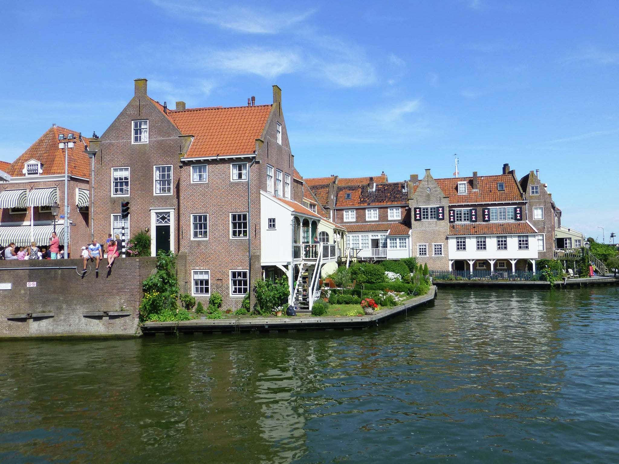 Holland | North Sea Coast North | Holiday home Enkhuizen V - Engels | all year | AreaSummer5KM
