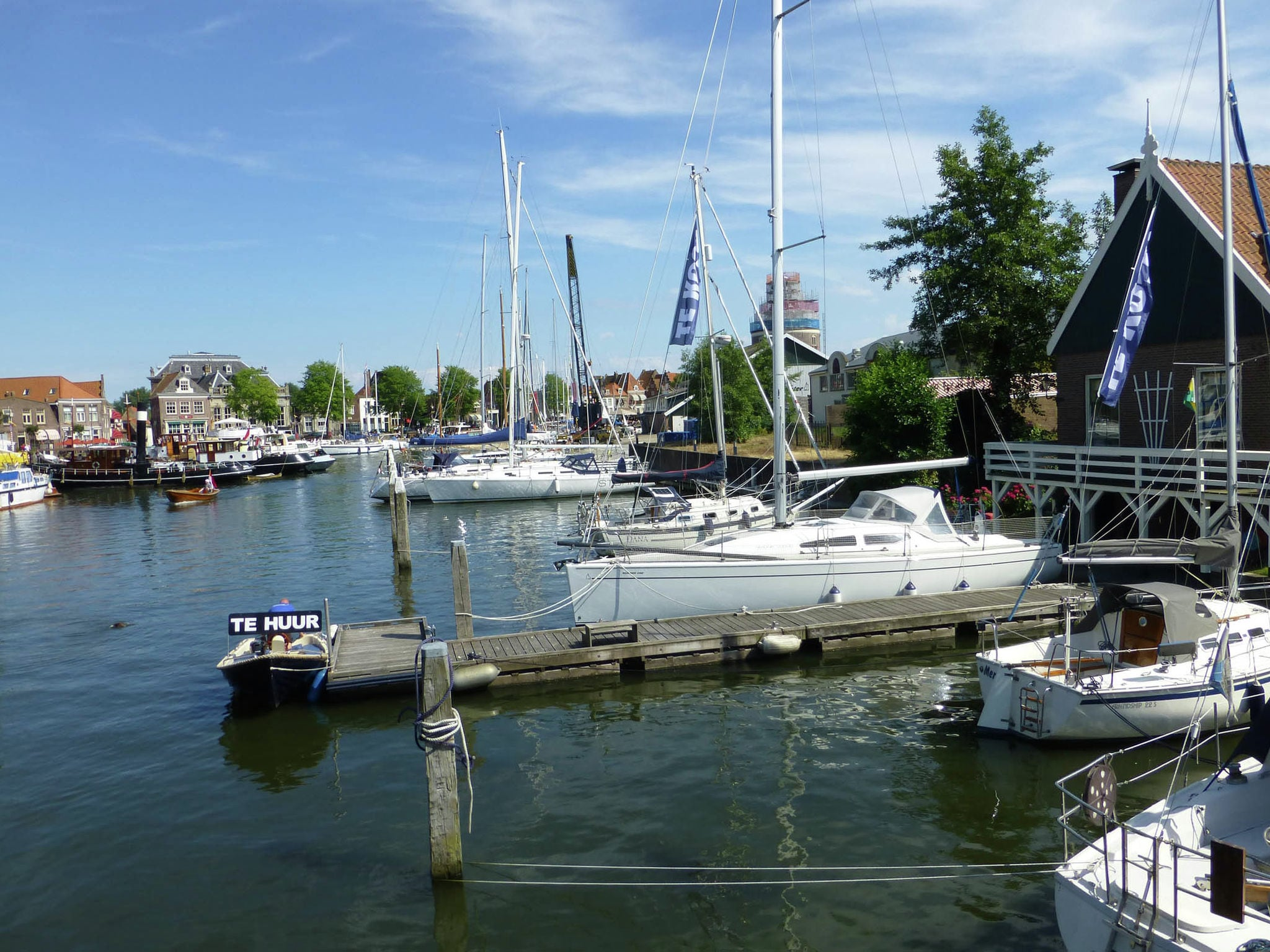 Holland | North Sea Coast North | Holiday home Enkhuizen V - Engels | all year | AreaSummer1KM