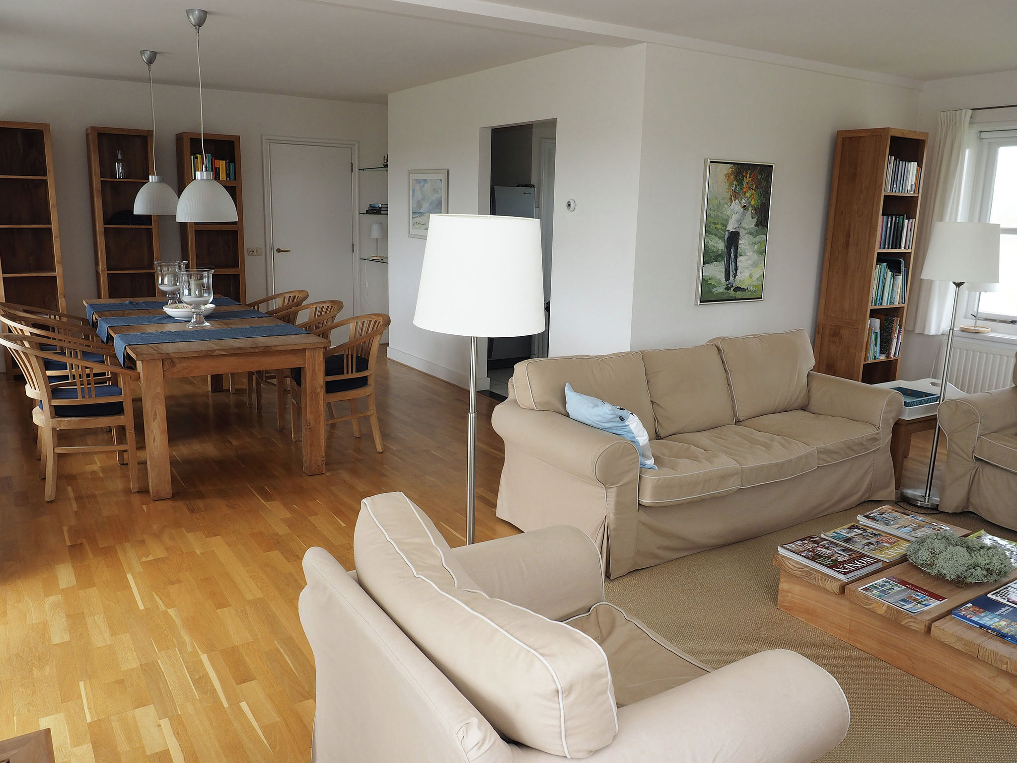 Holland | Wad Islands | Holiday home Duindroom op Terschelling | all year | DiningRoom