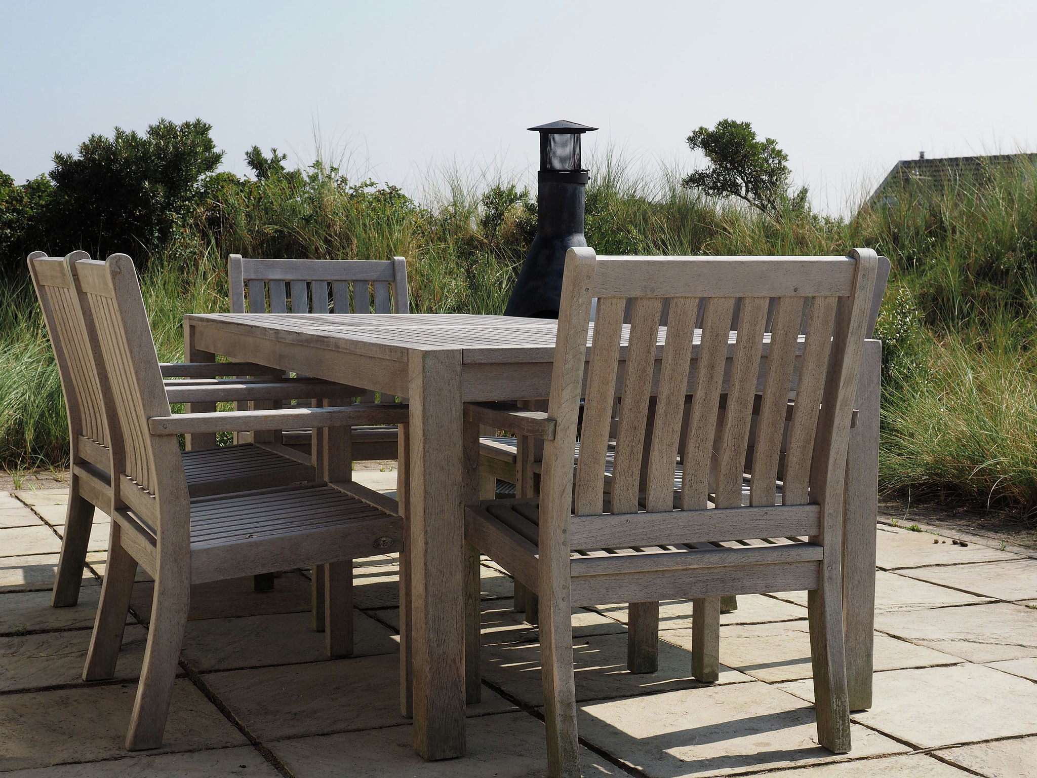 Holland | Wad Islands | Holiday home Duindroom op Terschelling | all year | TerraceBalcony