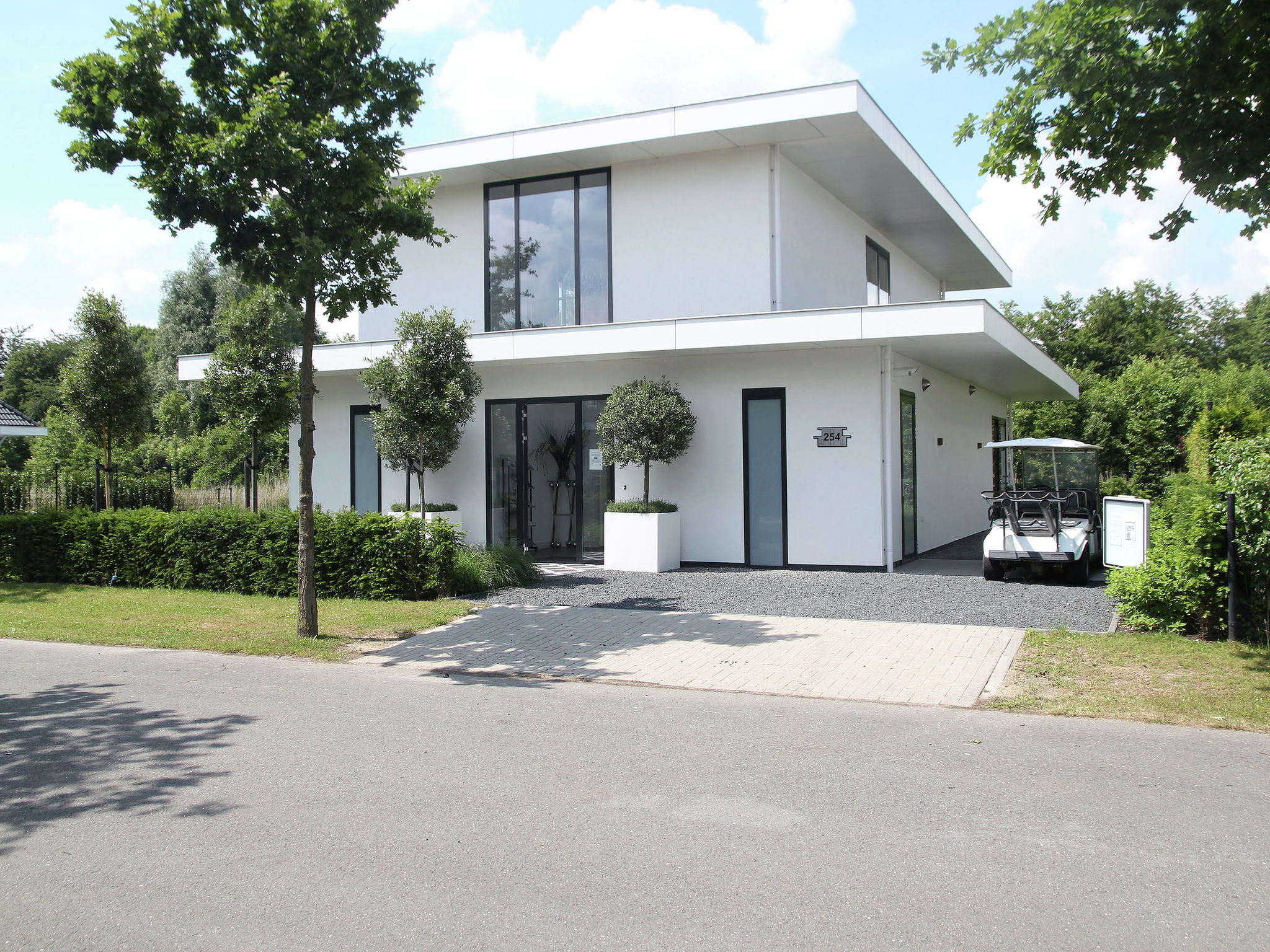 Holland | Flevoland | Holiday home Villa Harderwijk | all year | ExteriorSummer