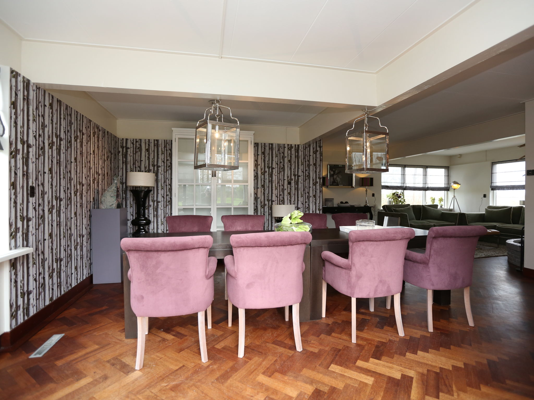 Holland | North Sea Coast North | Holiday home Ons Landhuys | all year | DiningRoom