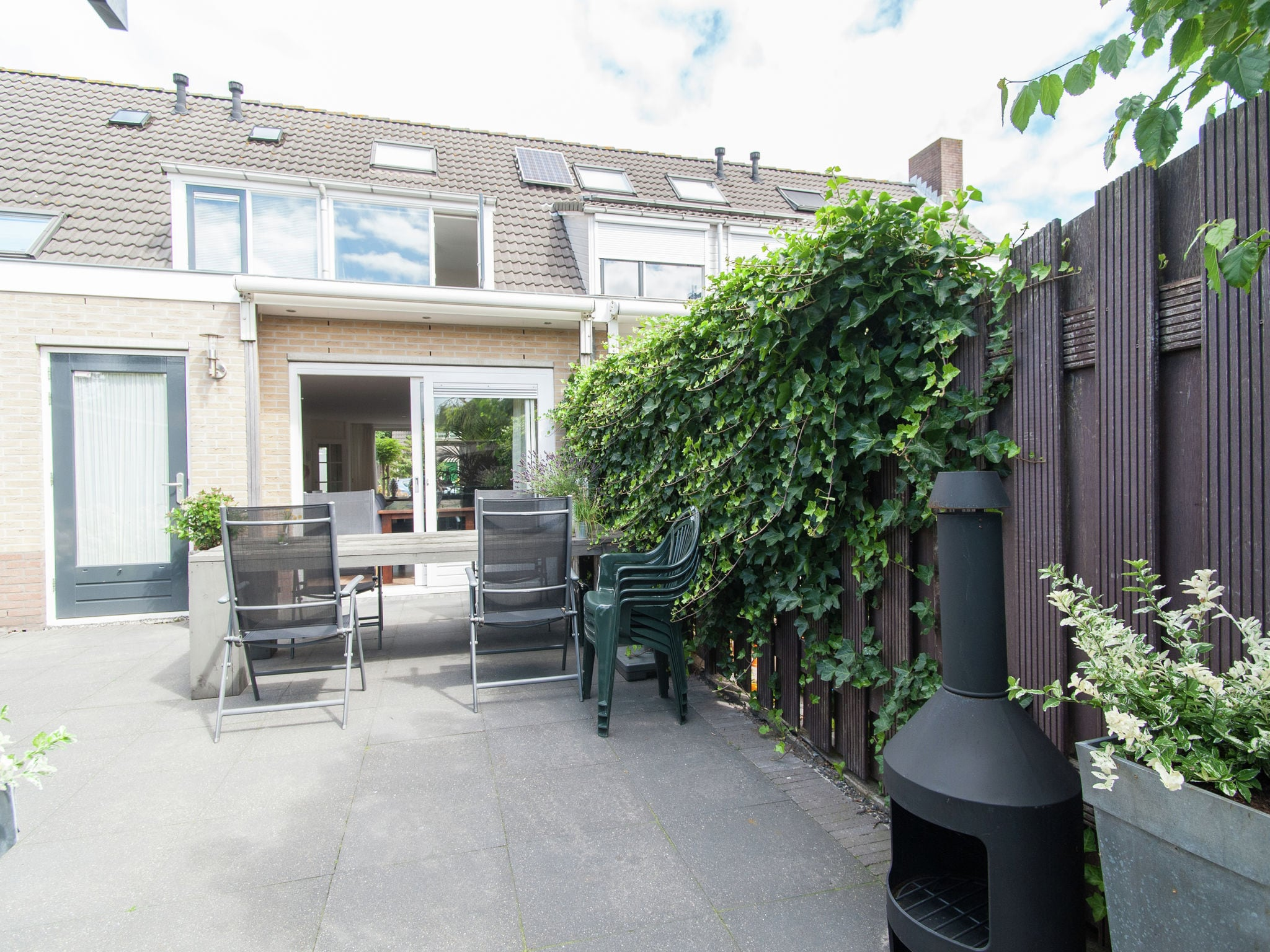 Holland | North Sea Coast North | Holiday home Bloemrijk | all year | TerraceBalcony