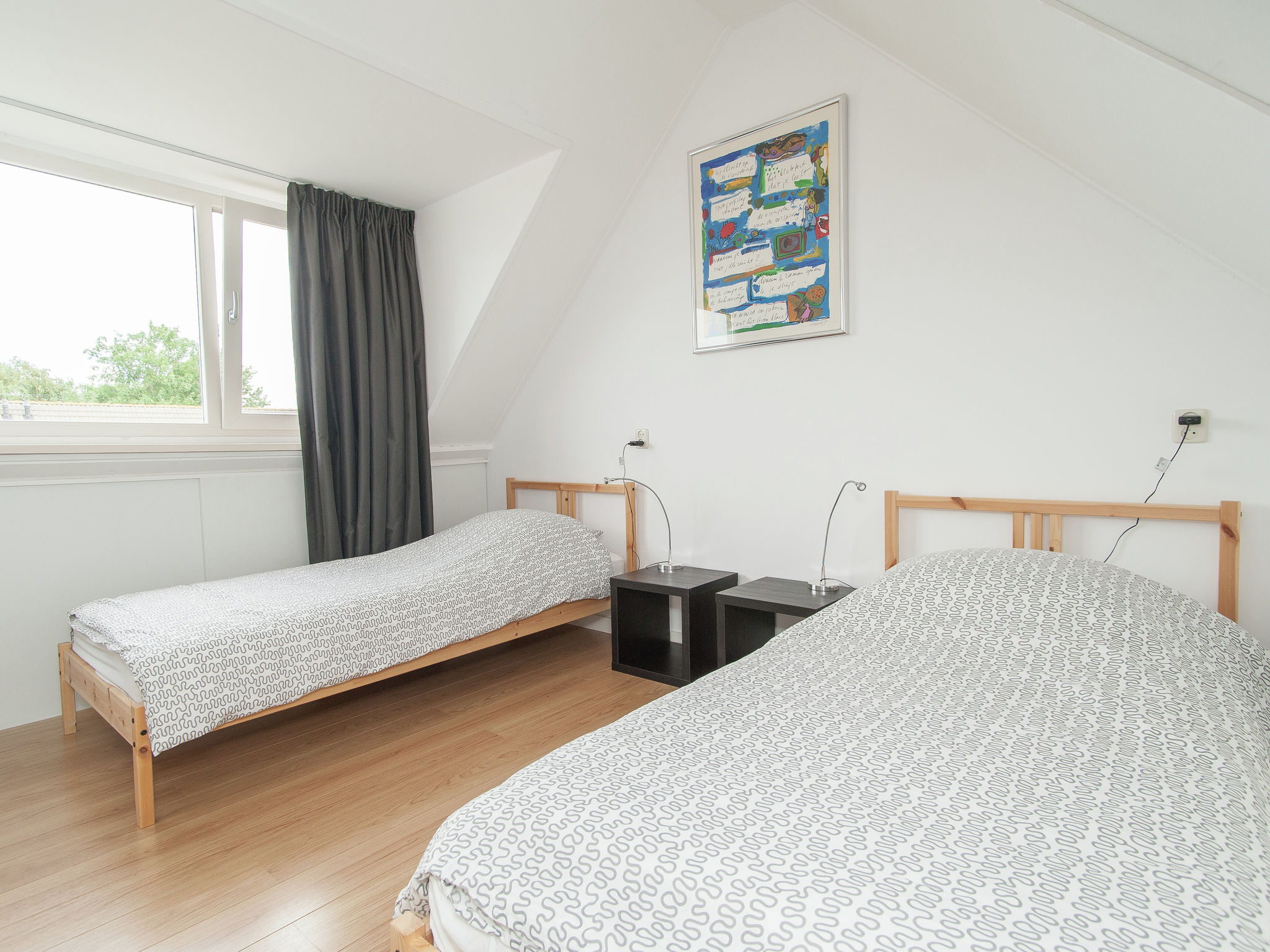 Holland | North Sea Coast North | Holiday home Bloemrijk | all year | BedRoom