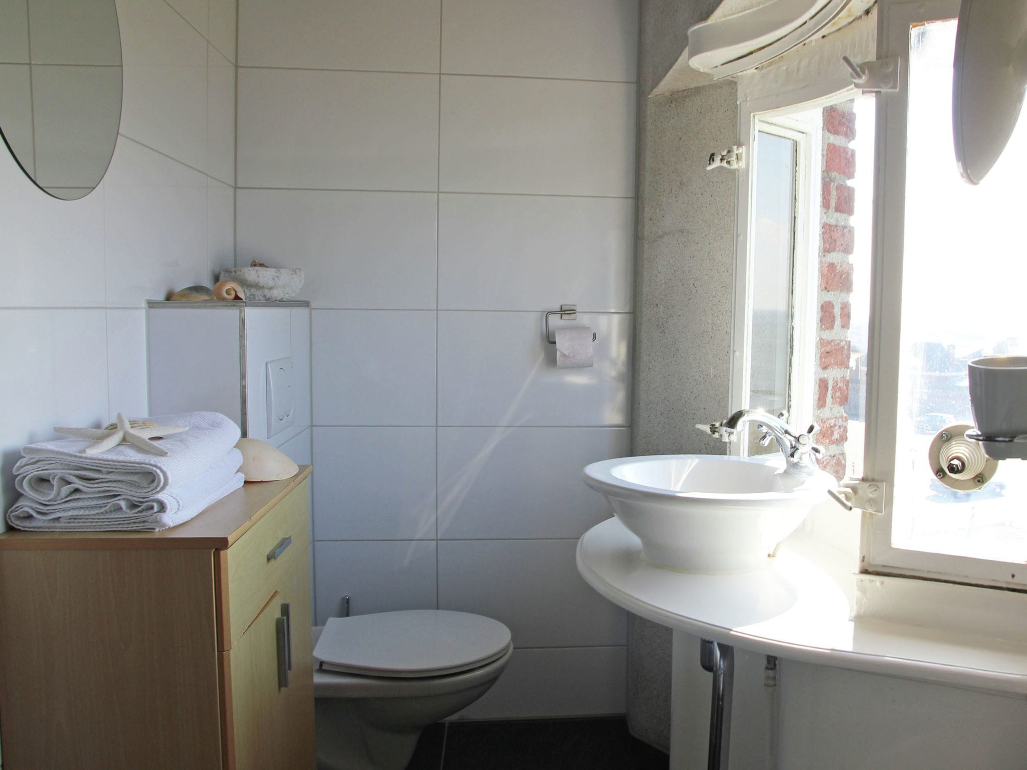 Holland | North Sea Coast North | Holiday home De Kustwachttoren Family | all year | BathRoom