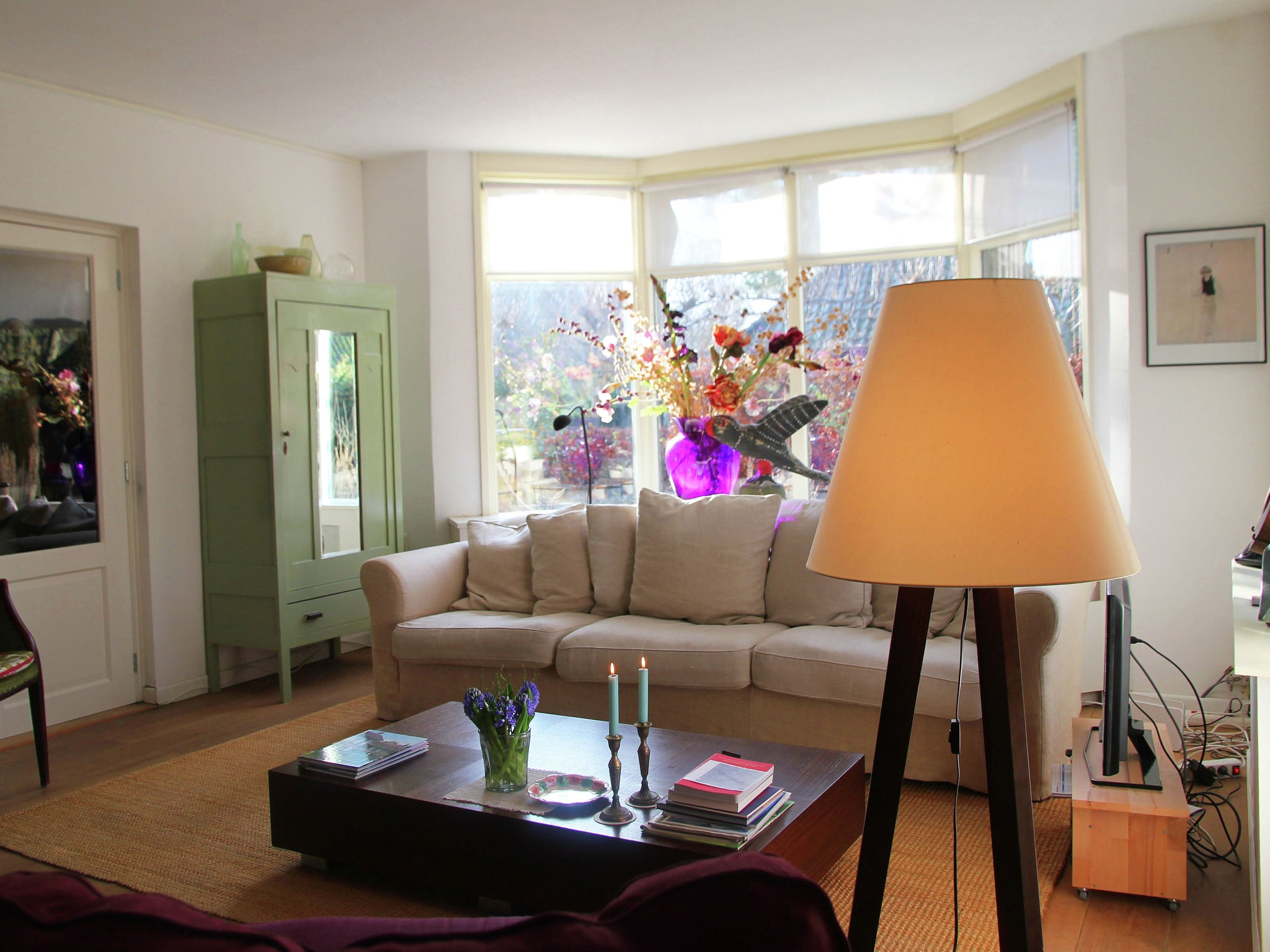 Holland | North Sea Coast North | Holiday home Zonnige Serre | all year | LivingRoom
