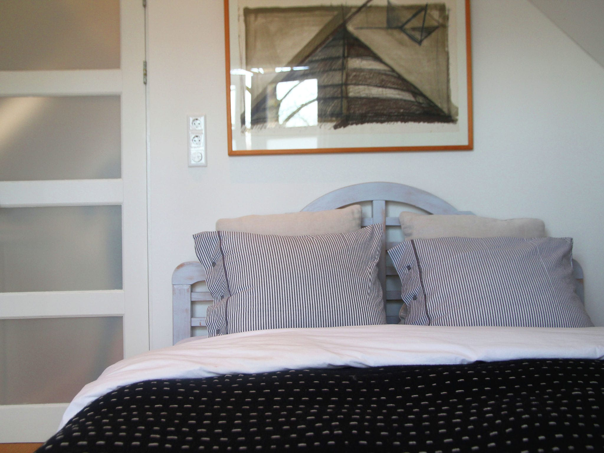 Holland | North Sea Coast North | Holiday home Zonnige Serre | all year | BedRoom