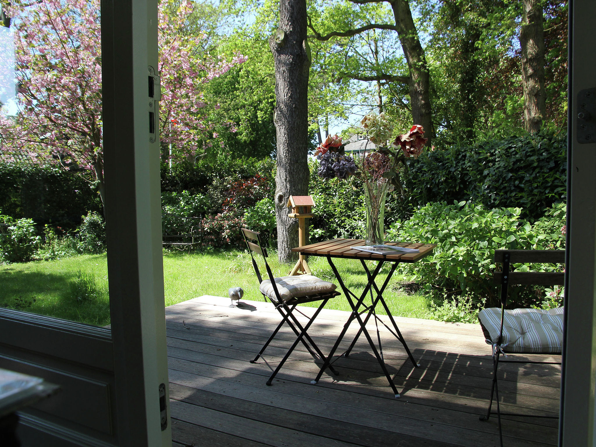 Holland | North Sea Coast North | Holiday home Zonnige Serre | all year | GardenSummer