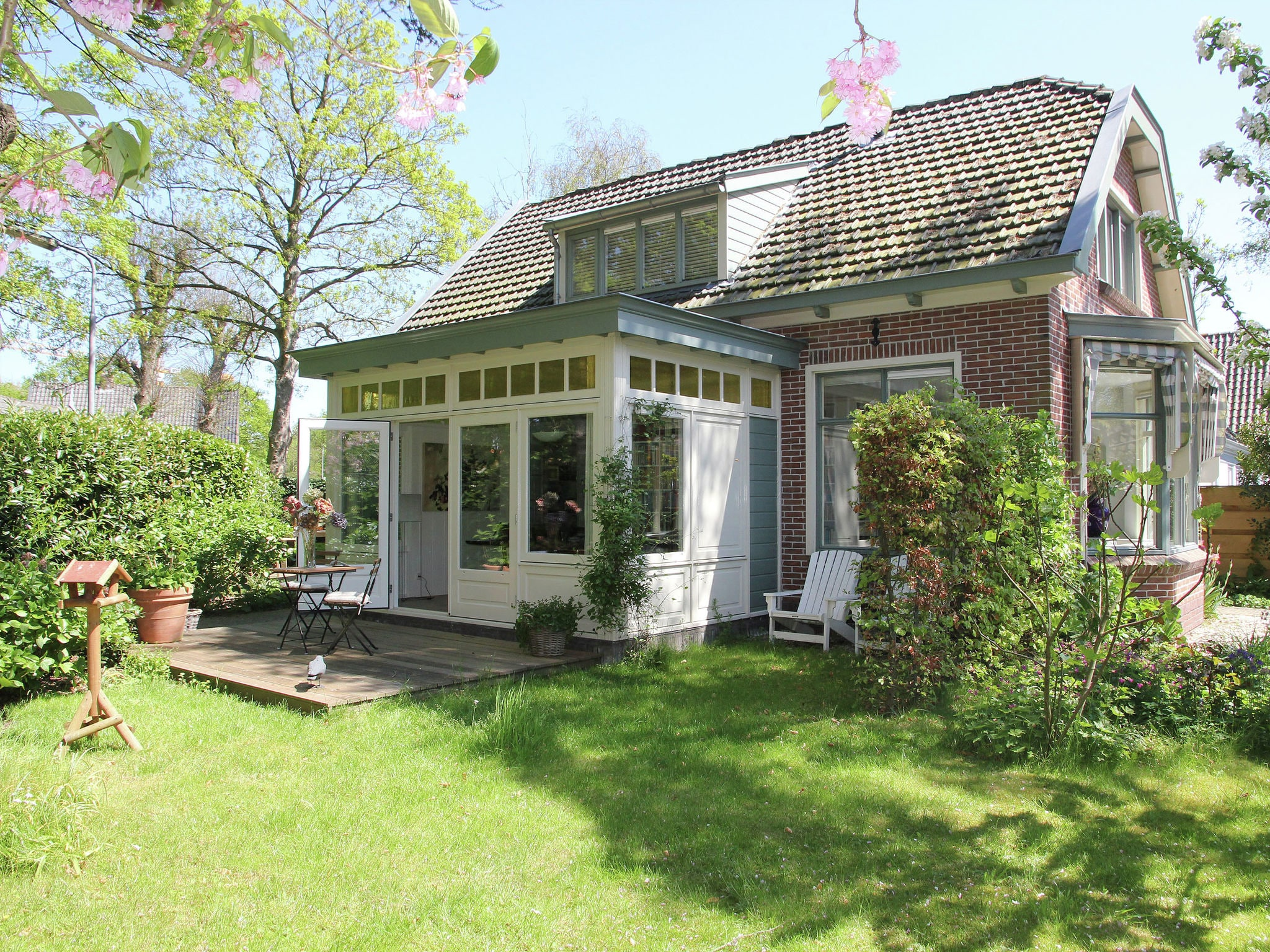 Holland | North Sea Coast North | Holiday home Zonnige Serre | all year | ExteriorSummer