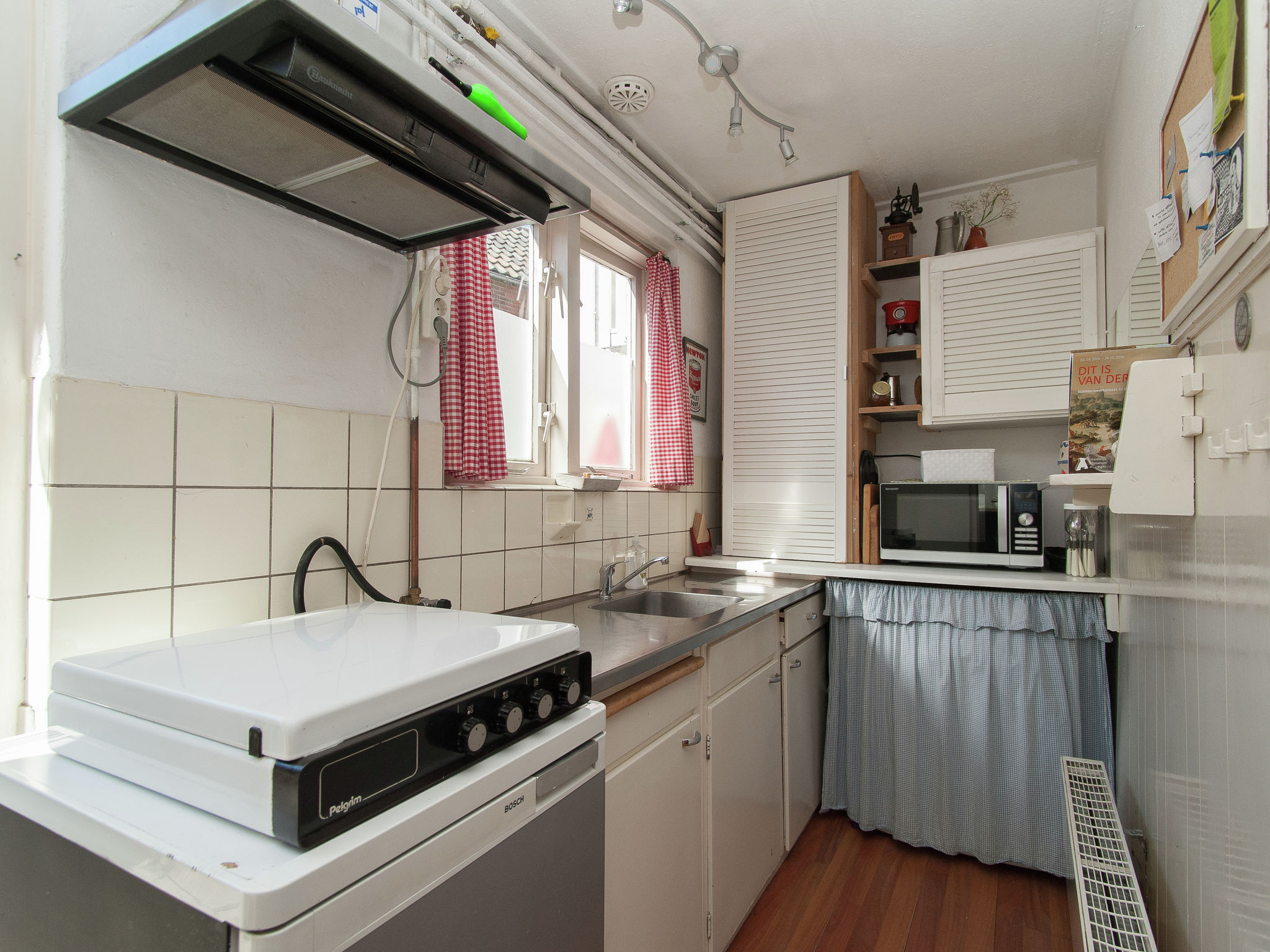 Holland | North Sea Coast North | Holiday home Zicht op de Vuurtoren II | all year | Kitchen