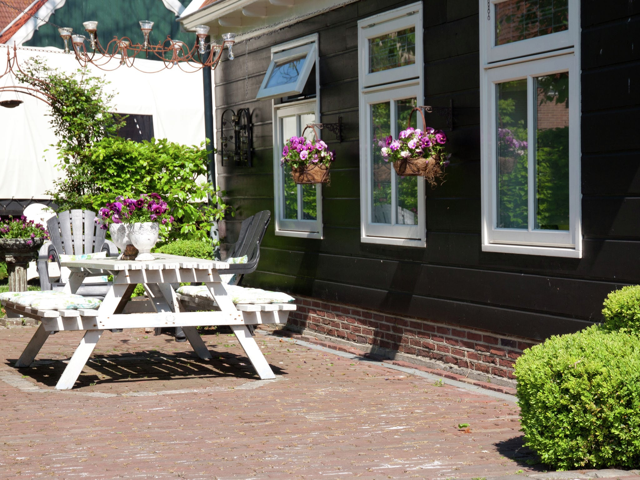 Holland | North Sea Coast North | Holiday home De Woude | all year | GardenSummer