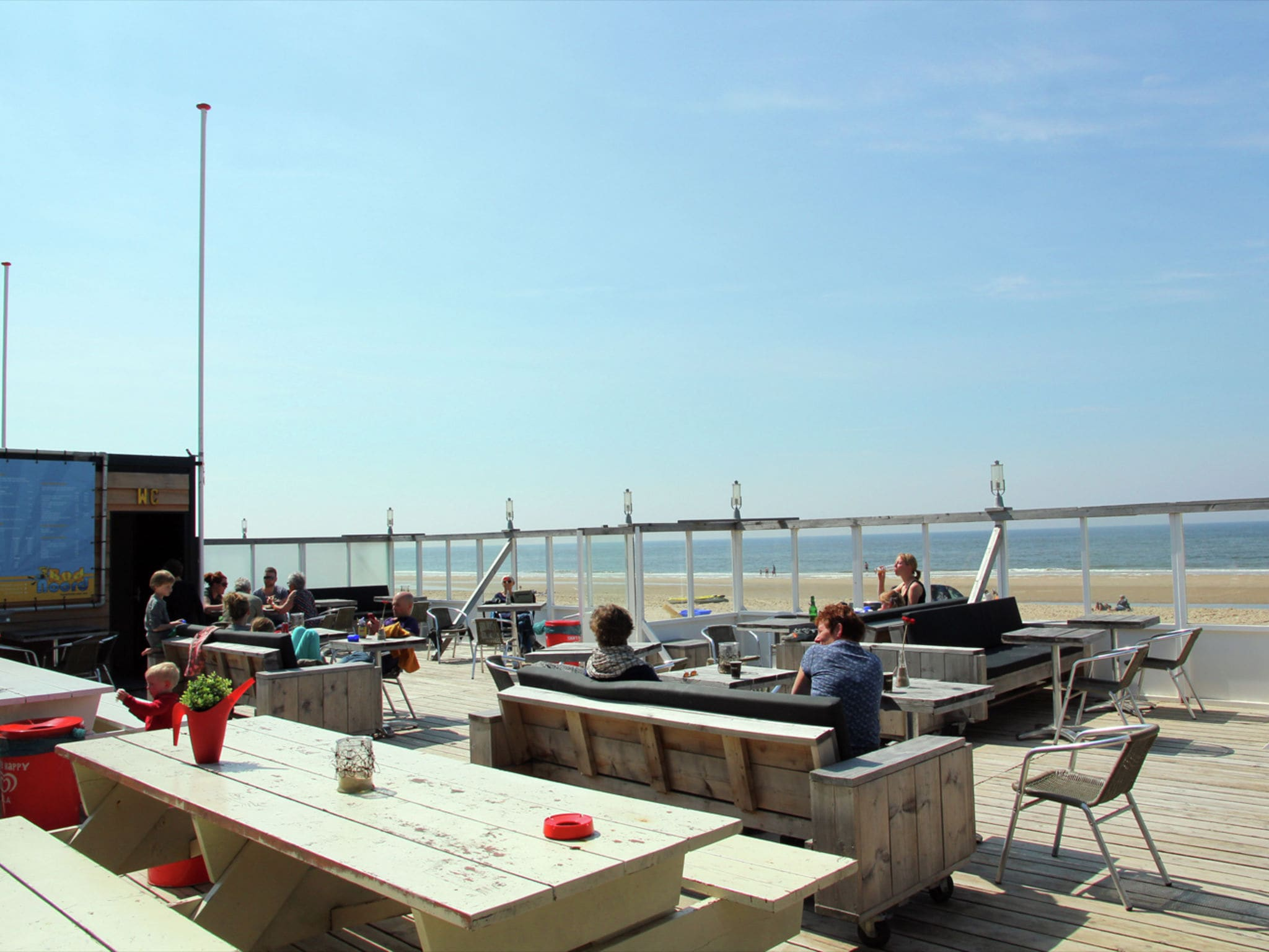 Holland | North Sea Coast North | Holiday home De Woude | all year | AreaSummer20KM