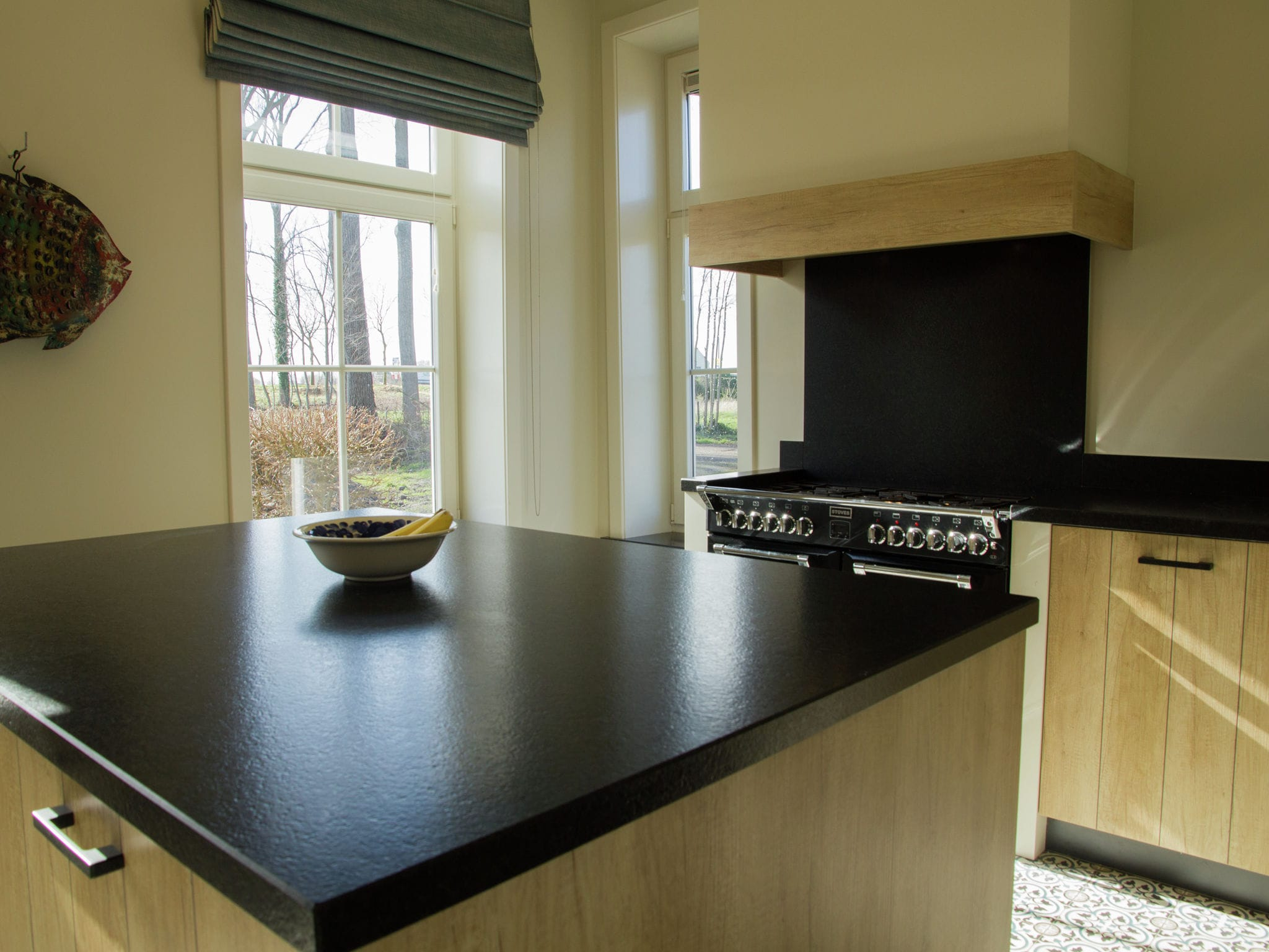 Holland | Zeeland | Holiday home Hulsterhof | all year | Kitchen