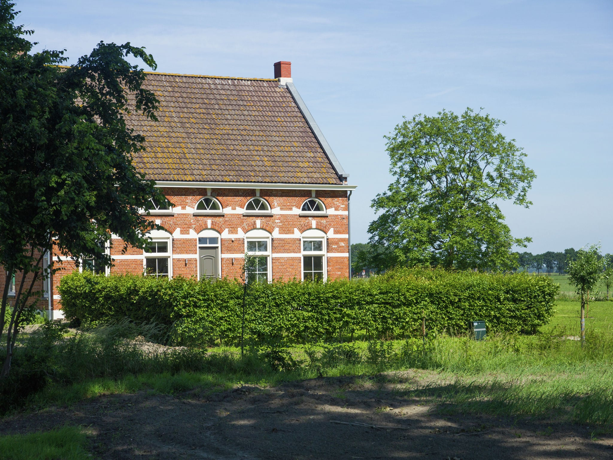 Holland | Zeeland | Holiday home Hulsterhof | all year | ExteriorSummer