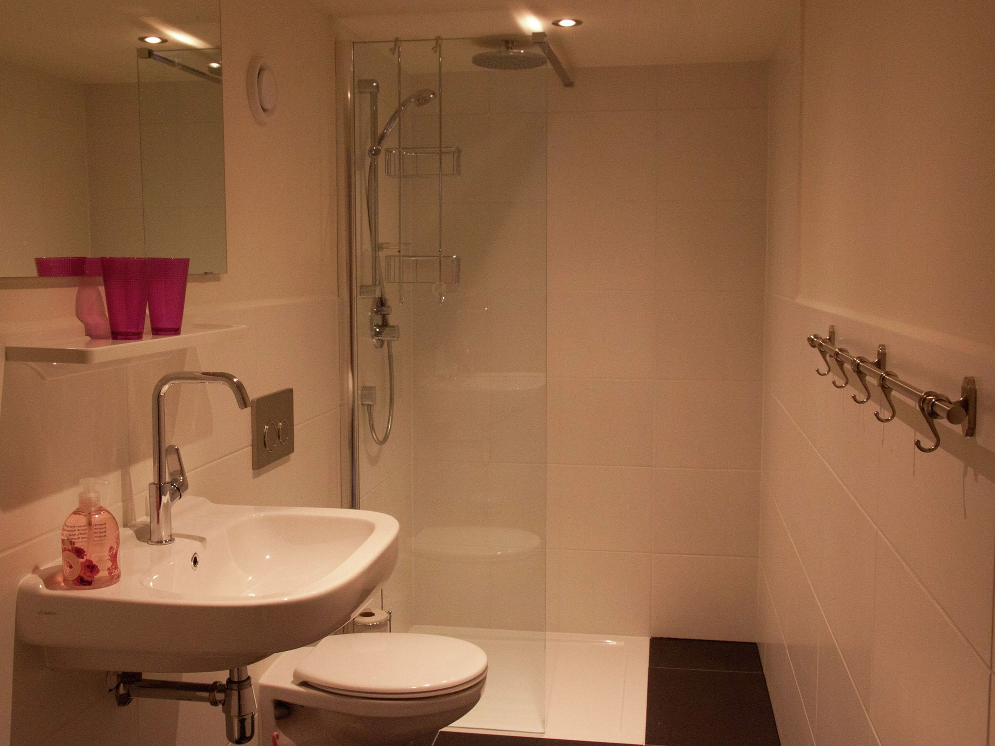 Holland | North Sea Coast North | Holiday home Loft Enkhuizen | all year | BathRoom