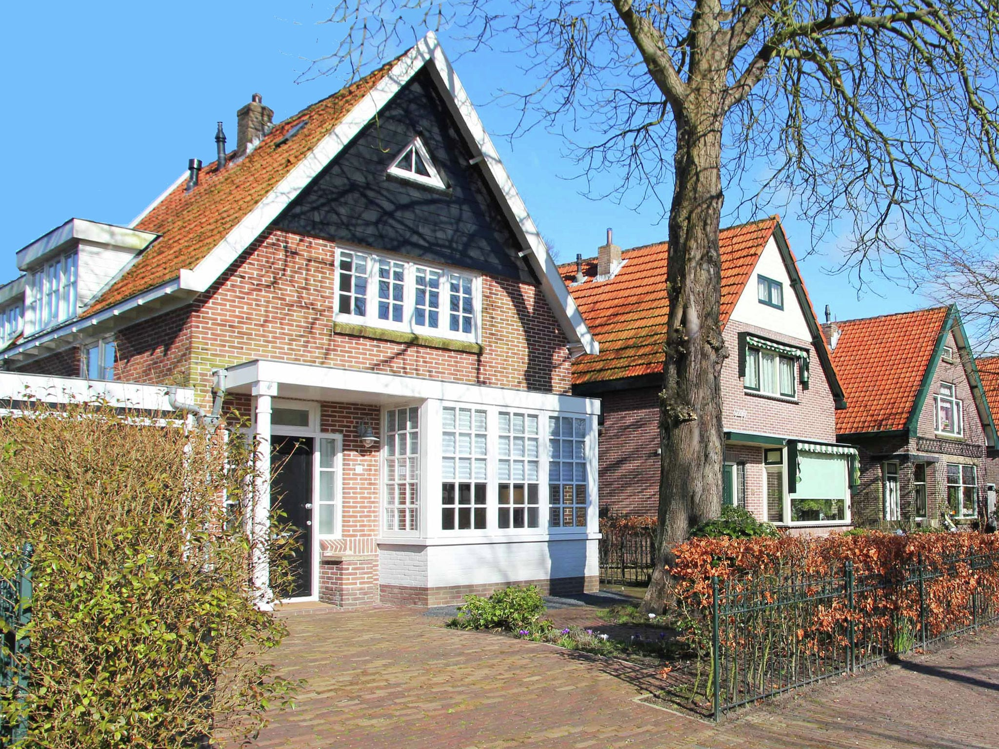 Holland | North Sea Coast North | Holiday home Blij Bergen | all year | ExteriorSummer