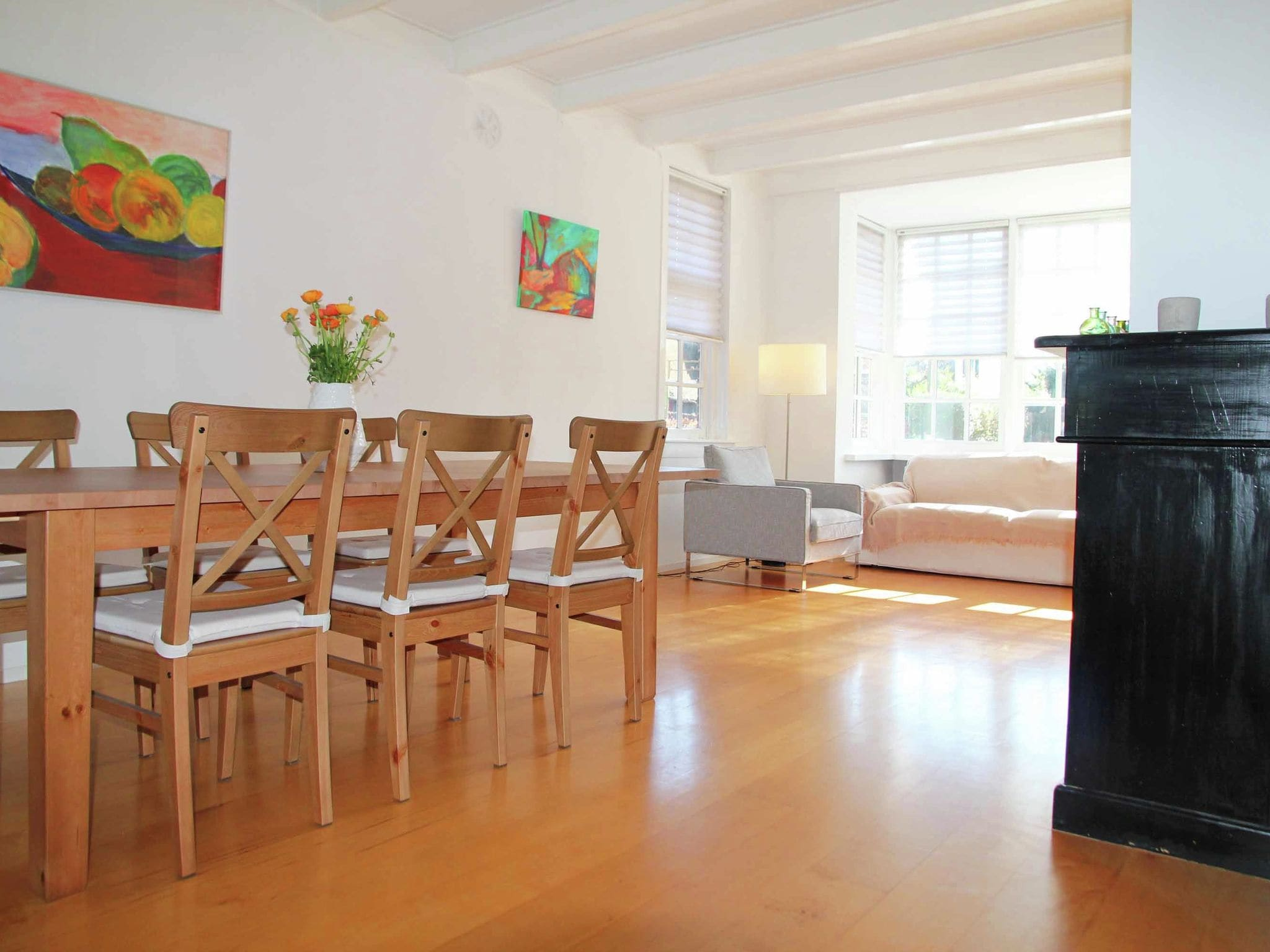 Holland | North Sea Coast North | Holiday home Blij Bergen | all year | DiningRoom