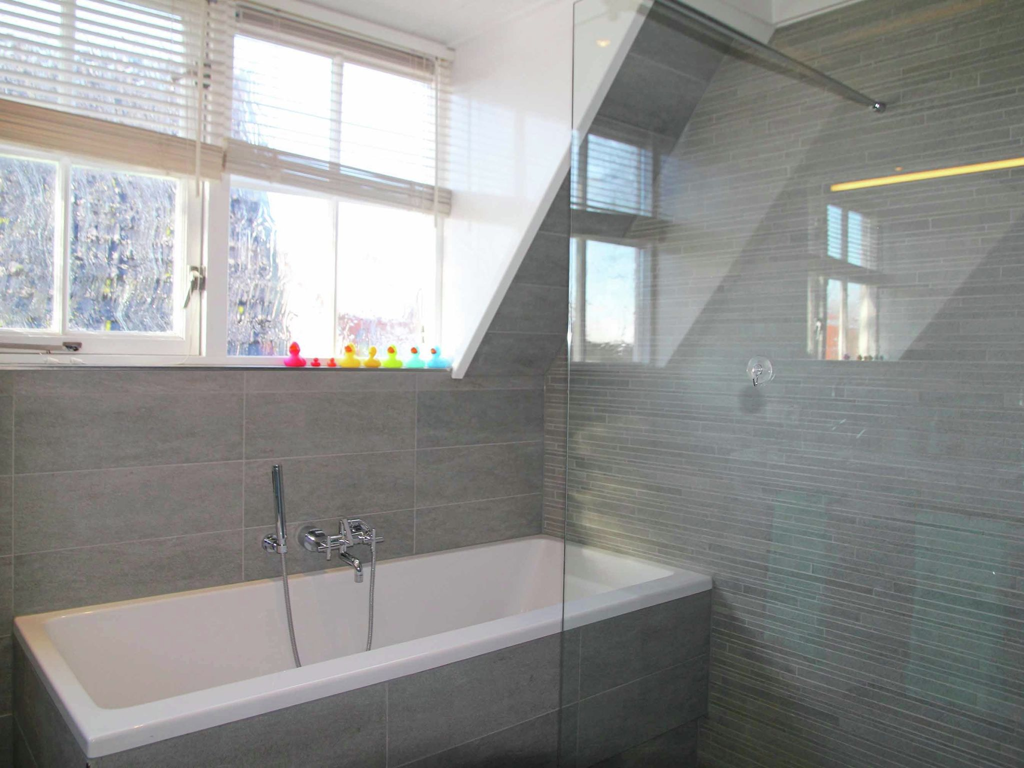Holland | North Sea Coast North | Holiday home Blij Bergen | all year | BathRoom