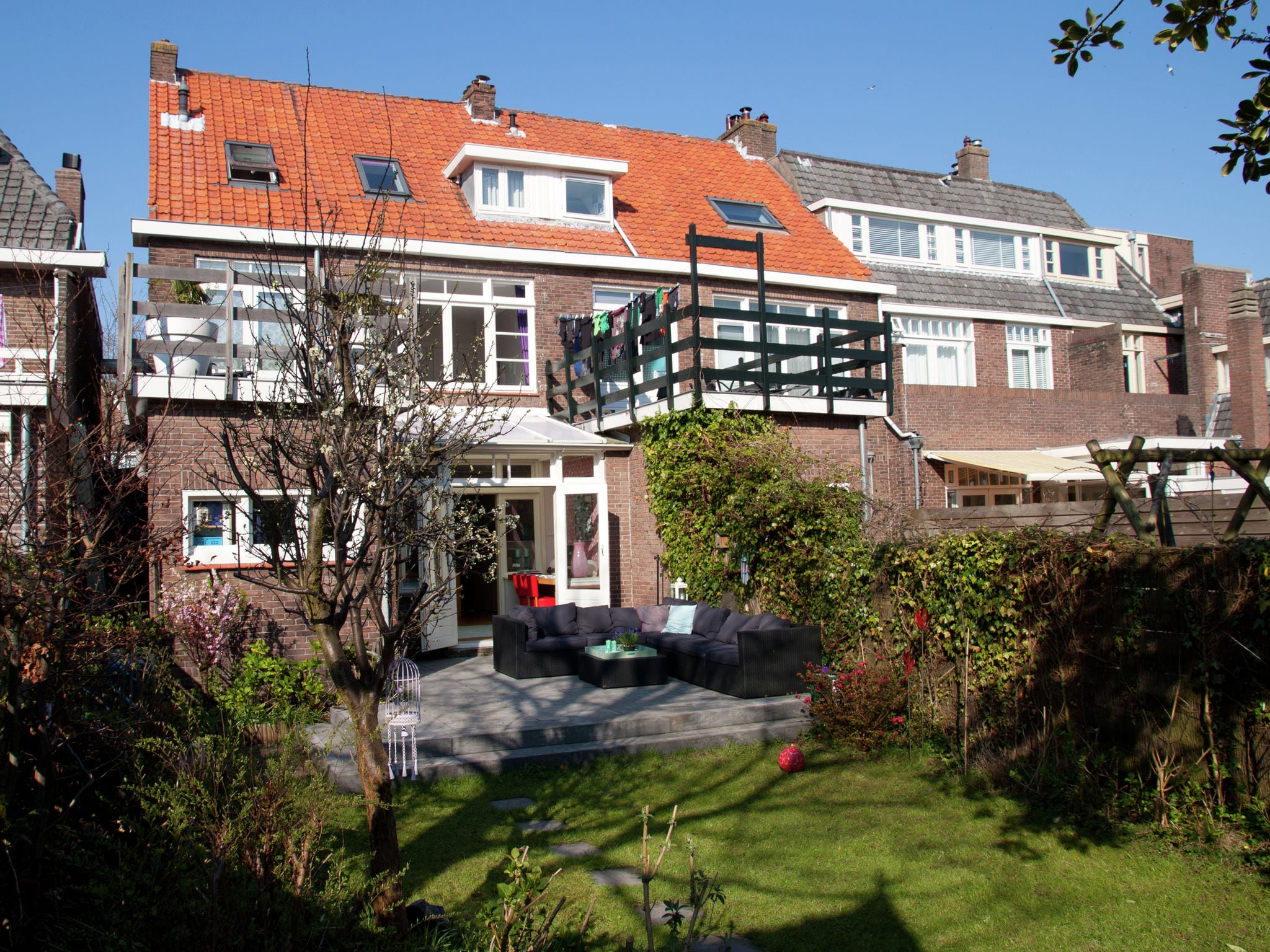 Holland | North Sea Coast North | Holiday home Thuis in Alkmaar | all year | ExteriorSummer