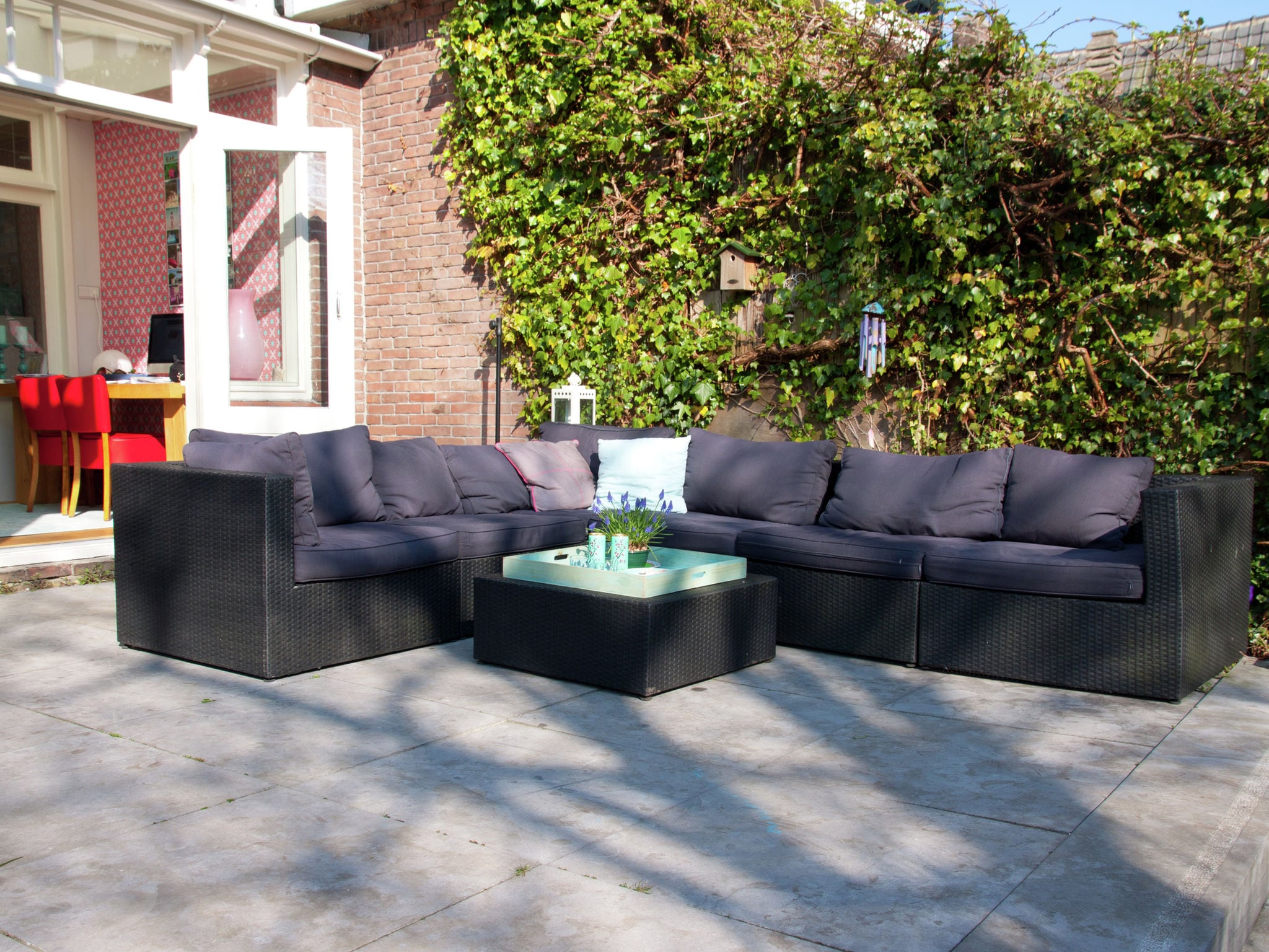 Holland | North Sea Coast North | Holiday home Thuis in Alkmaar | all year | TerraceBalcony