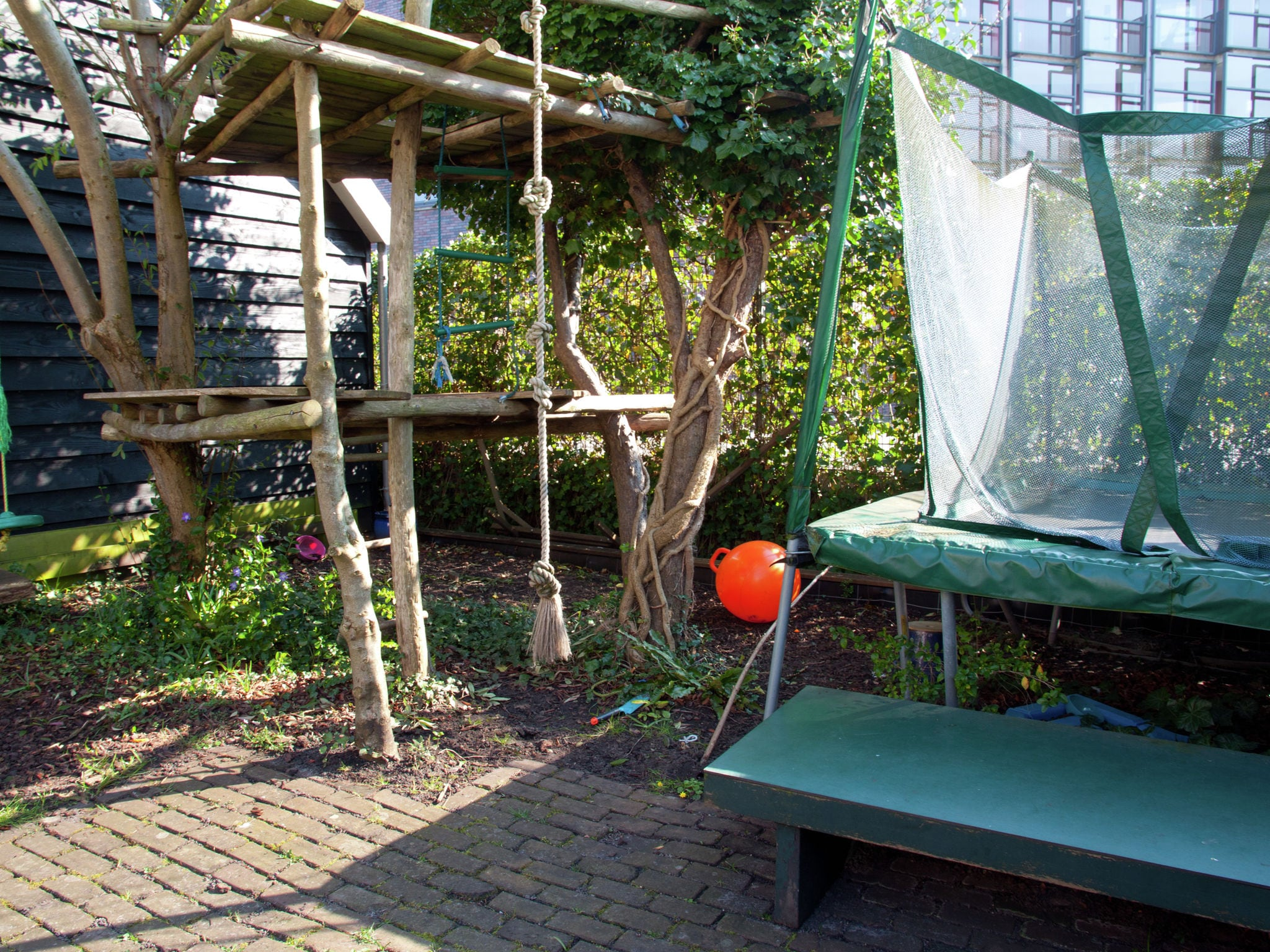 Holland | North Sea Coast North | Holiday home Thuis in Alkmaar | all year | GardenSummer