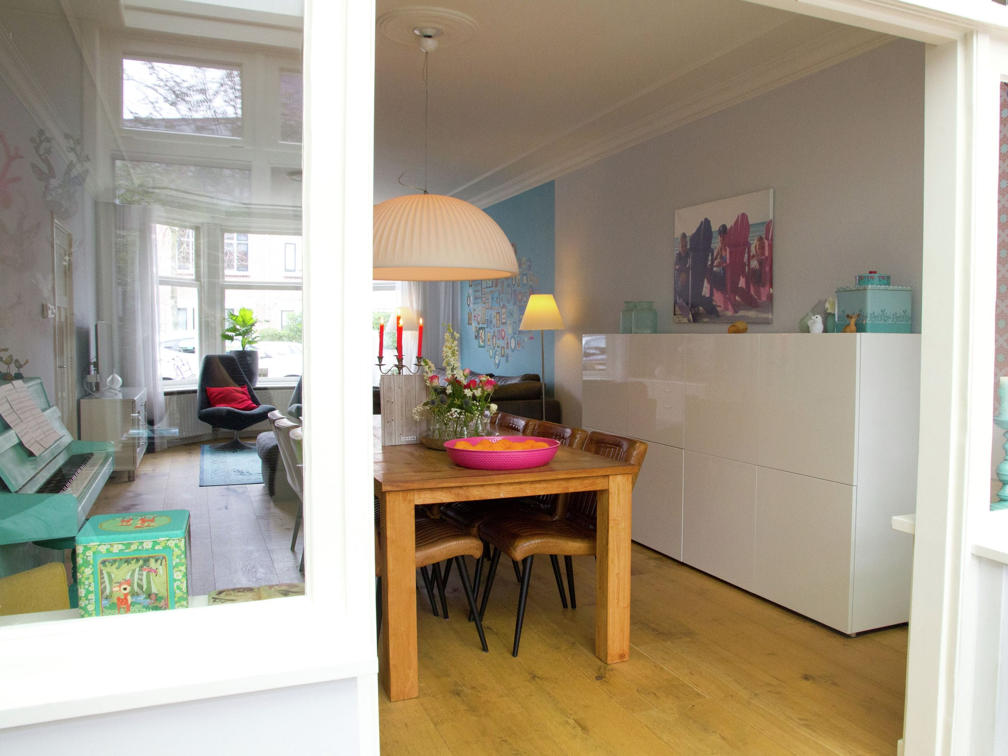Holland | North Sea Coast North | Holiday home Thuis in Alkmaar | all year | DiningRoom