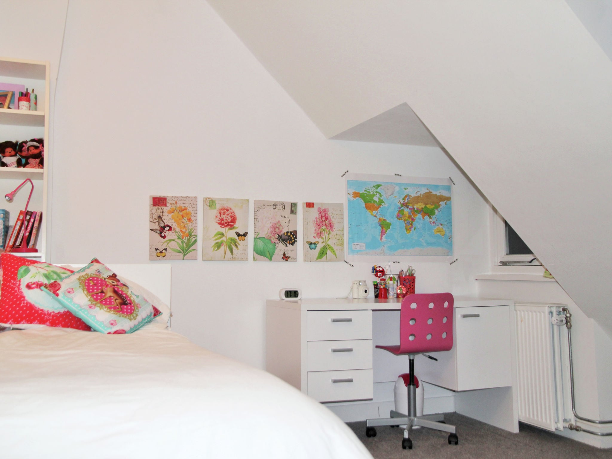 Holland | North Sea Coast North | Holiday home Thuis in Alkmaar | all year | BedRoom