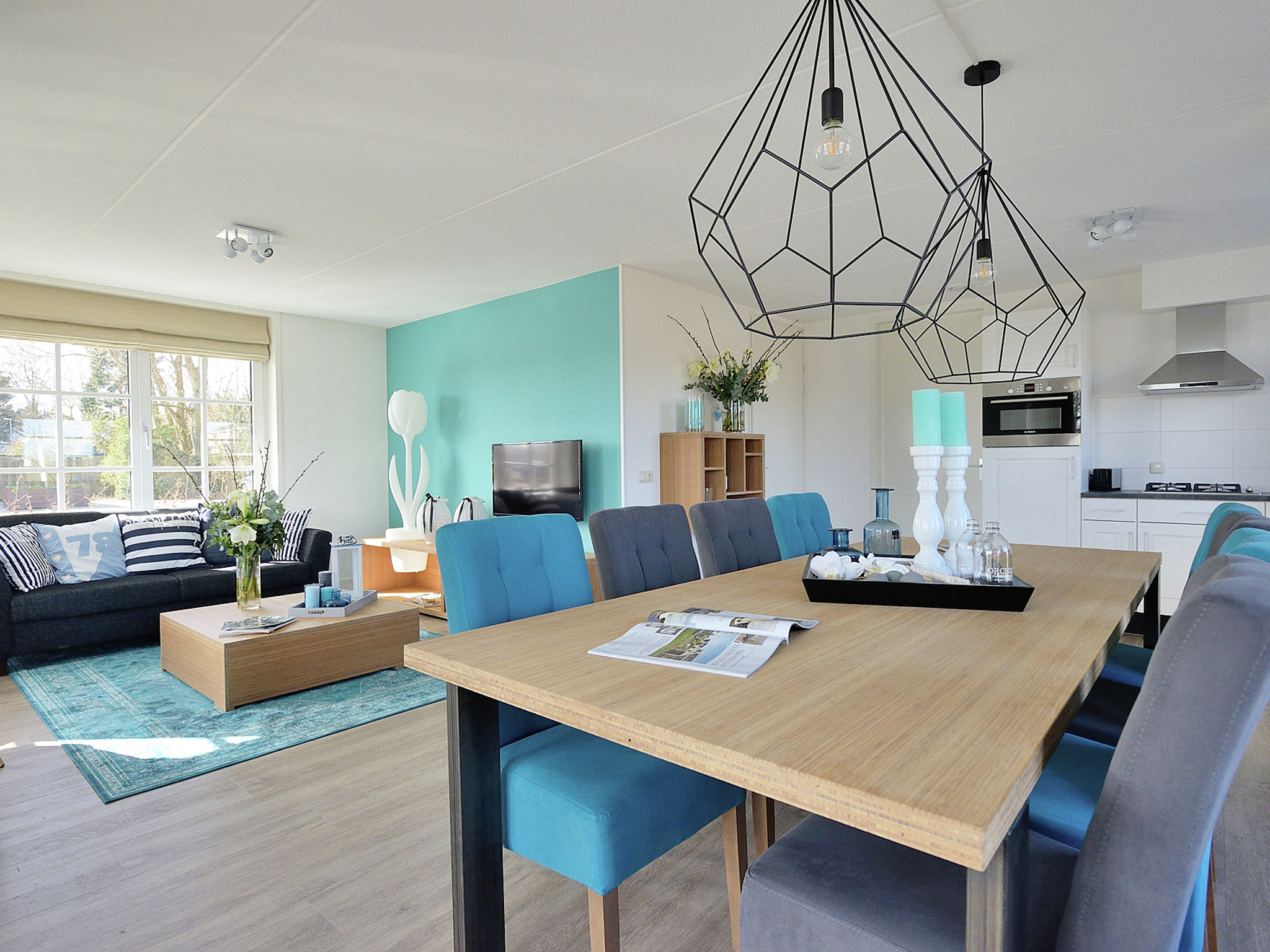 Holland | North Sea Coast South | Holiday home De Raaf van Noordwijk 6p | all year | LivingRoom