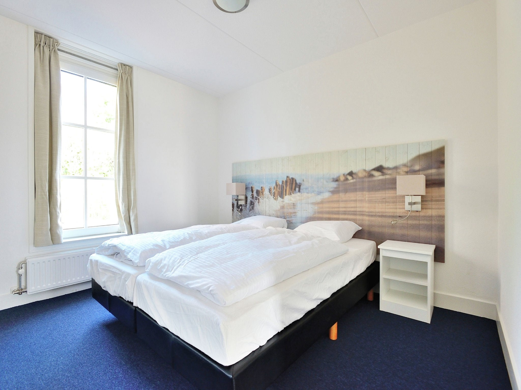 Holland | North Sea Coast South | Holiday home De Raaf van Noordwijk 8p | all year | BedRoom